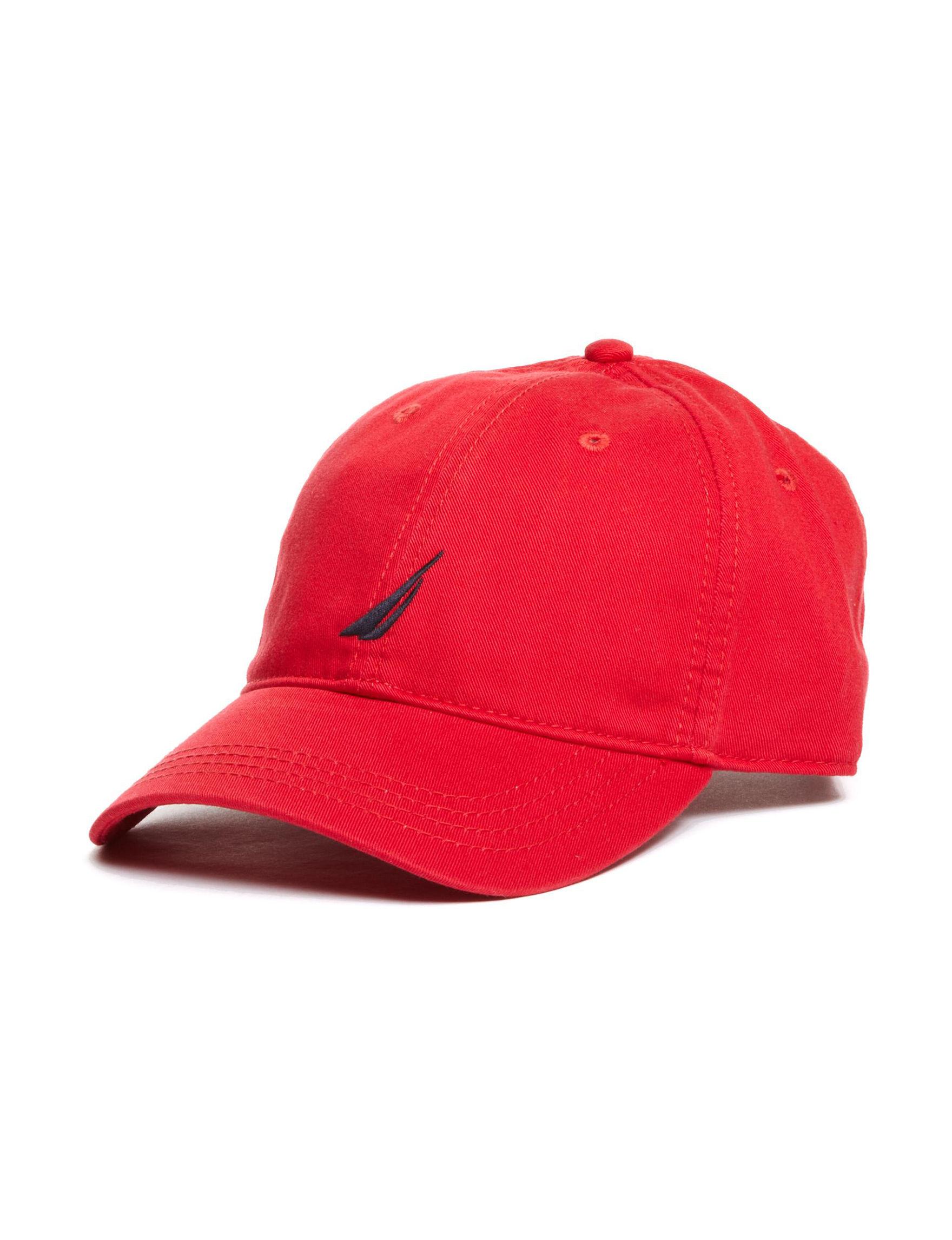 Nautica Dark Red