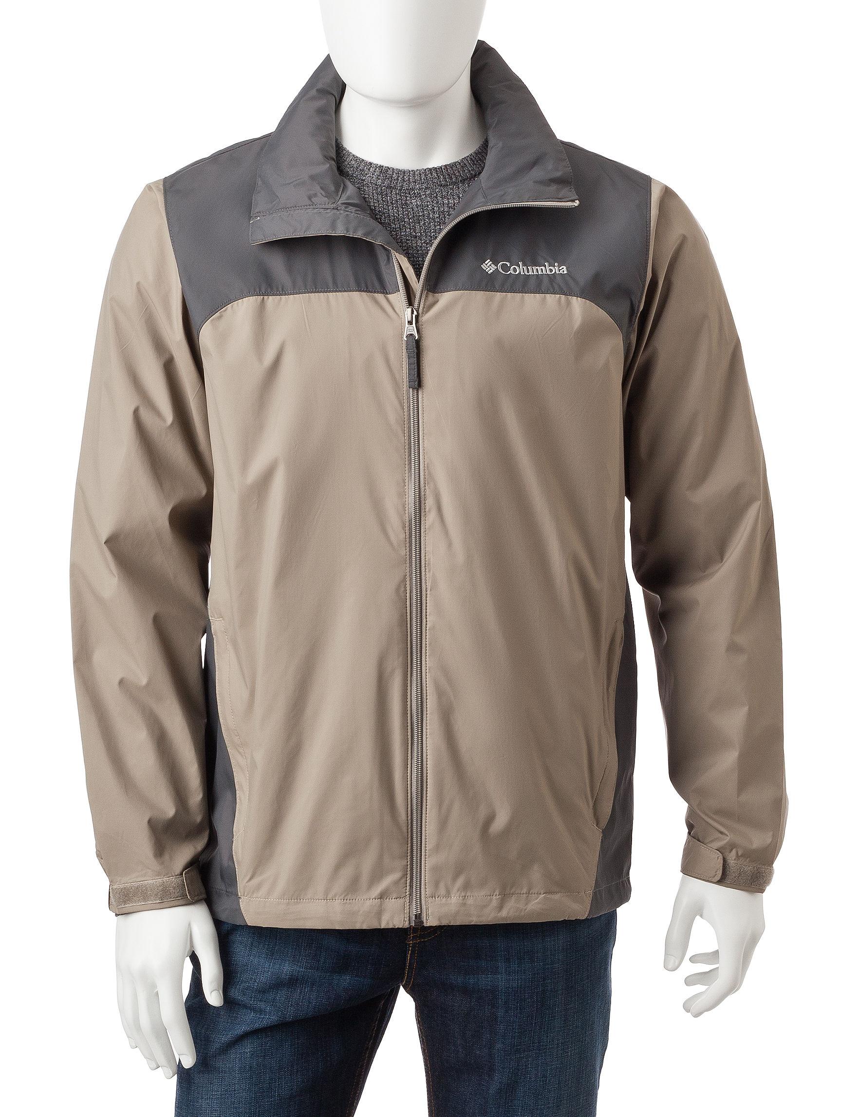 Columbia Tusk Rain & Snow Jackets