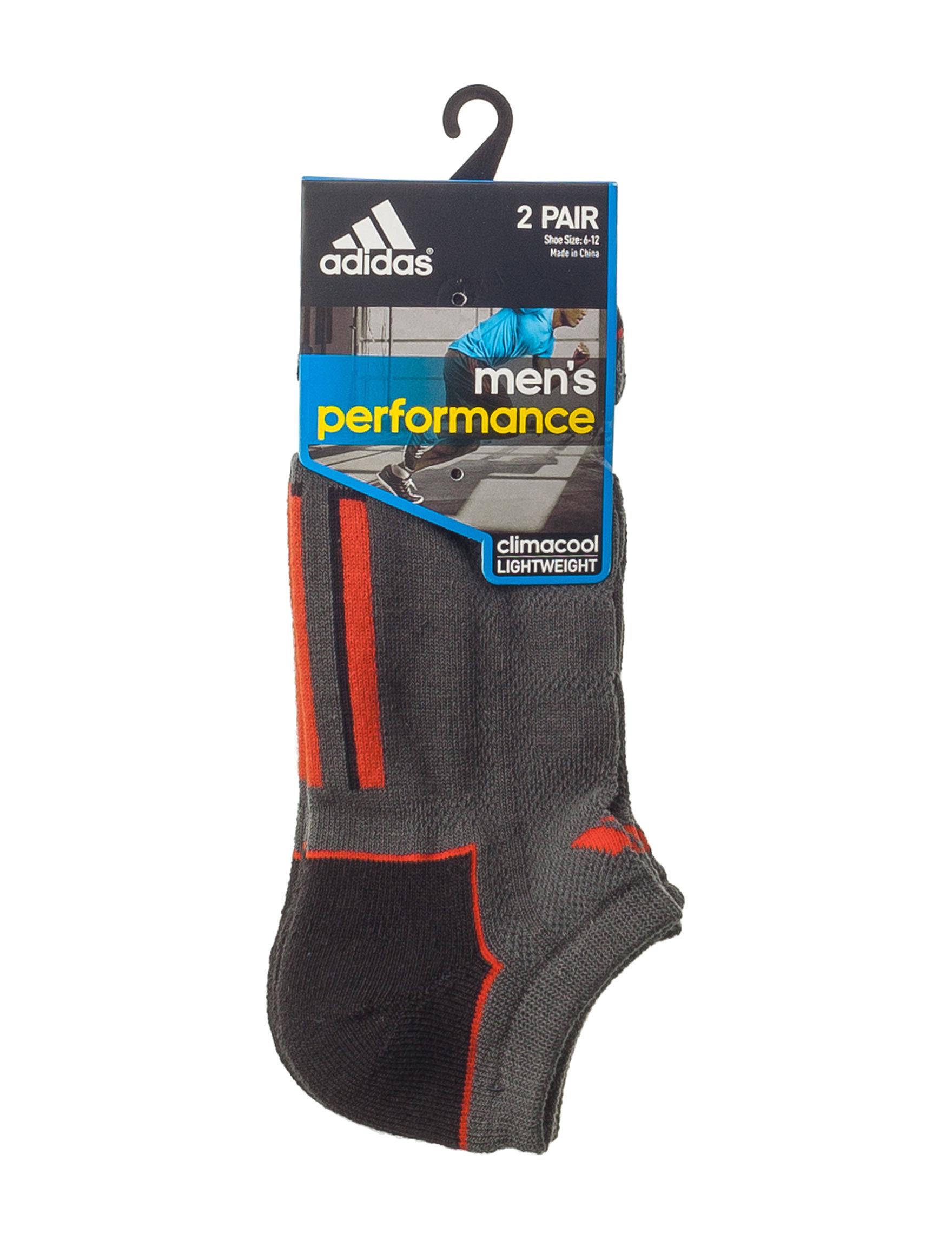Adidas Dark Grey Socks