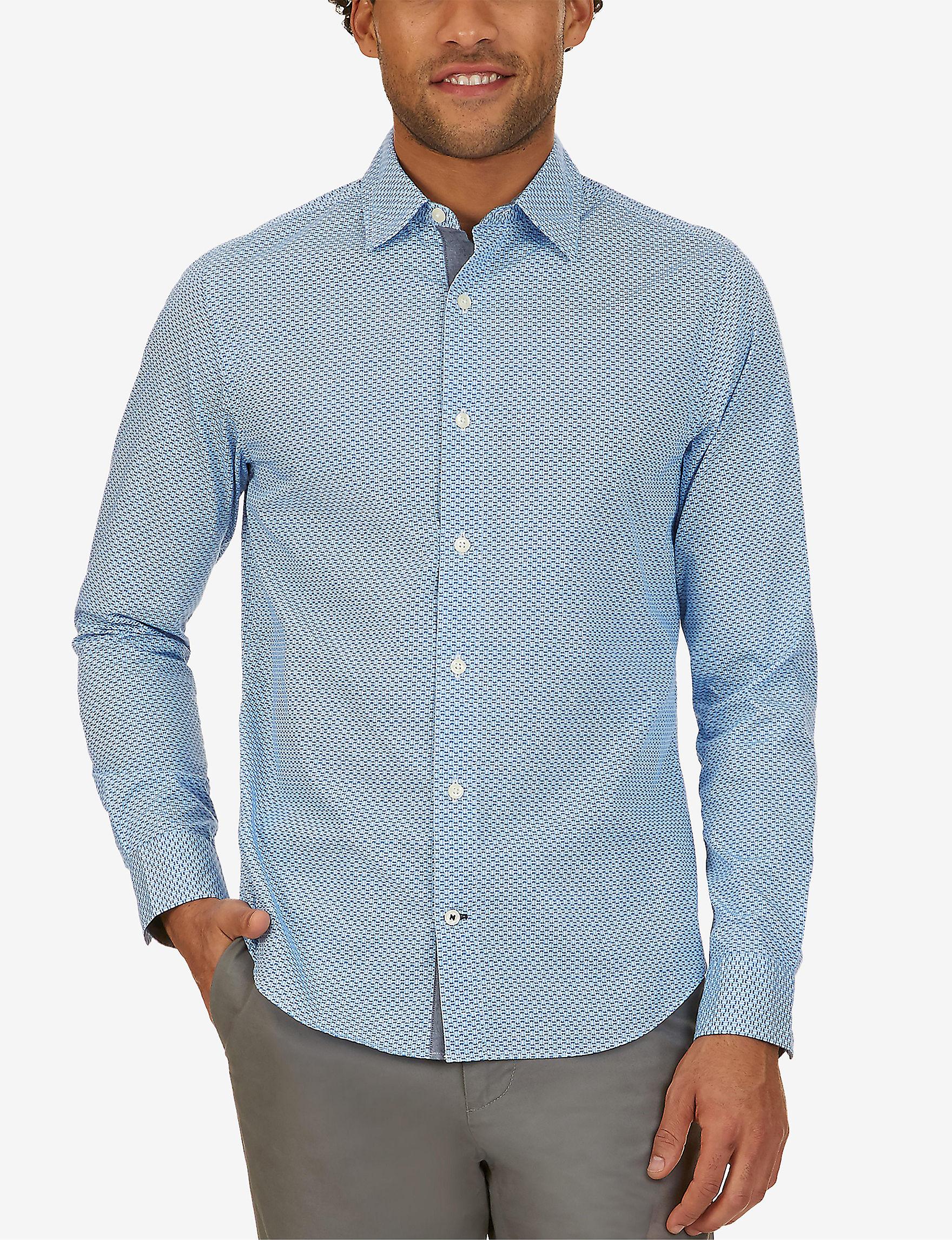 Nautica Ocean Casual Button Down Shirts