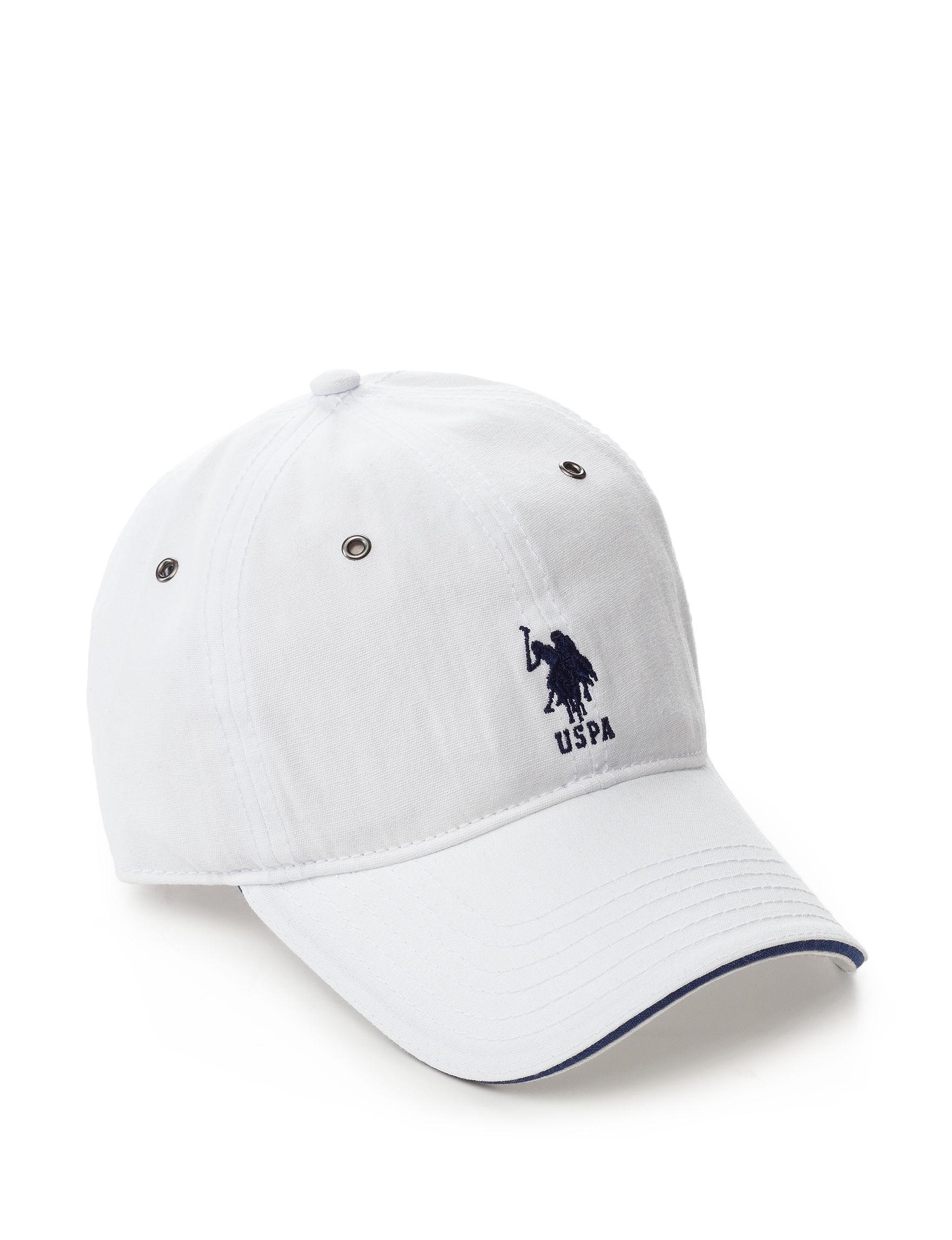 U.S. Polo Assn. White