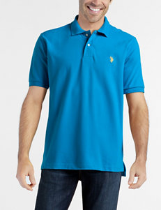 c797ad6a185 Doorbuster U.S. Polo Assn. Turquoise Polos