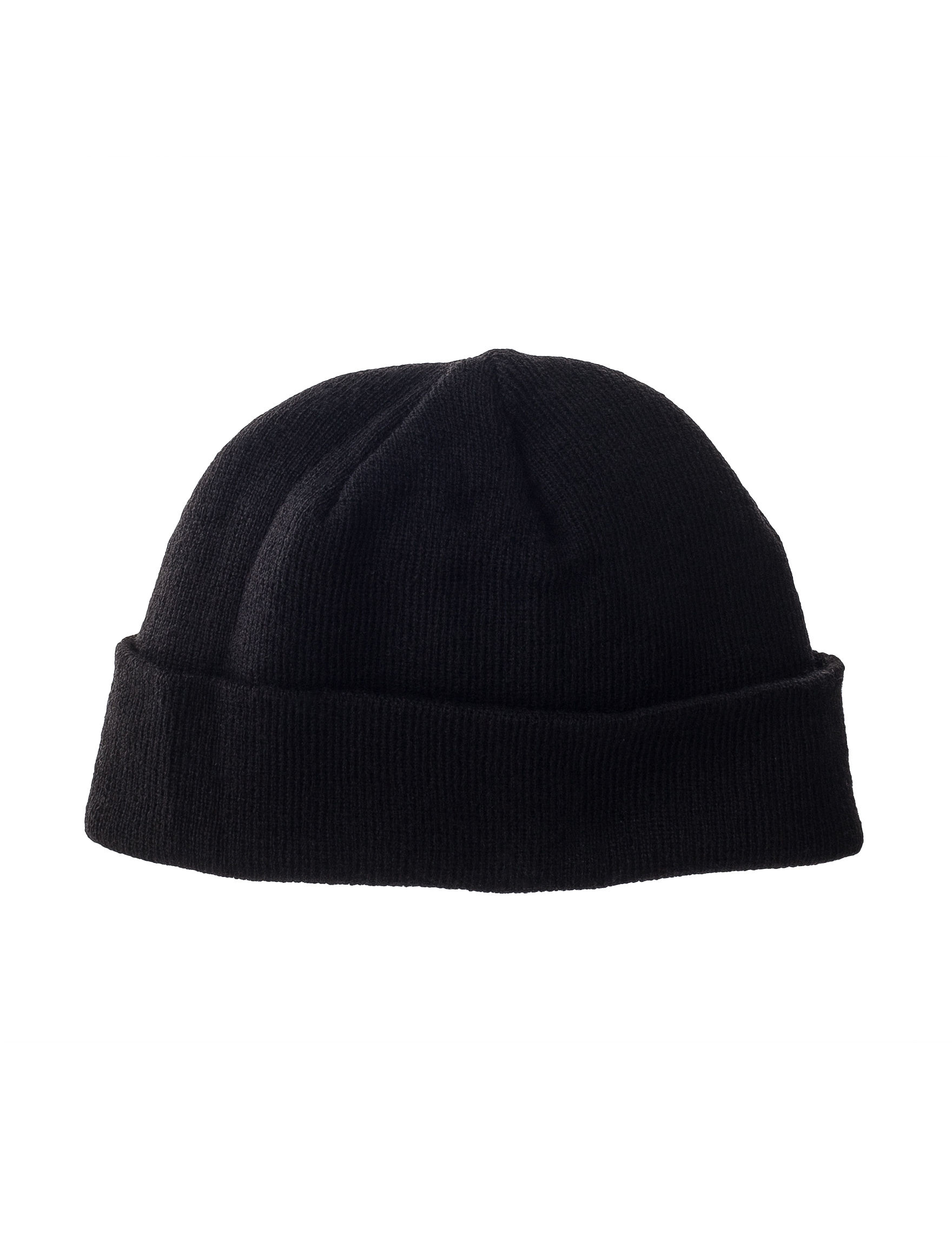 Ivy Crew Black Hats & Headwear