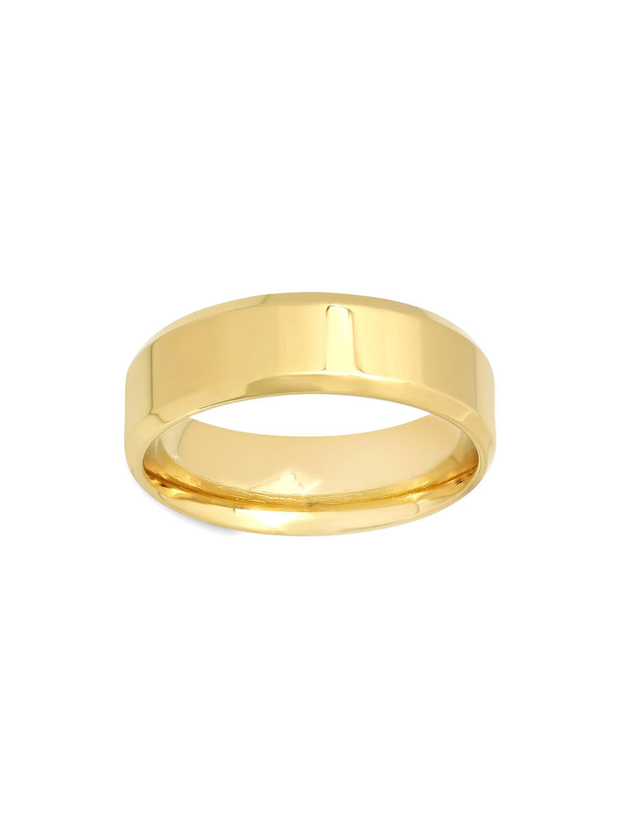 Steeltime Yellow Rings