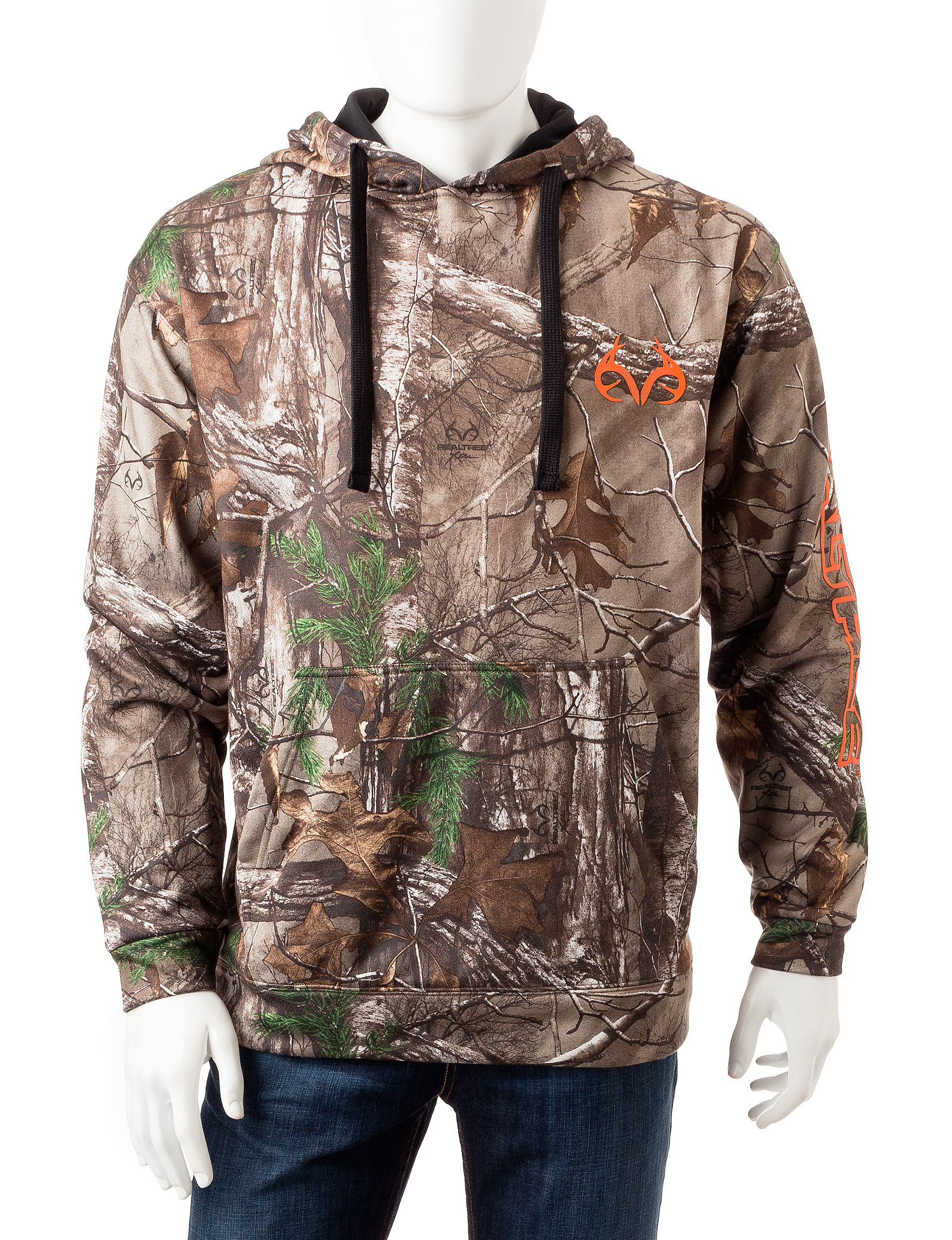 Realtree Camo Pull-overs
