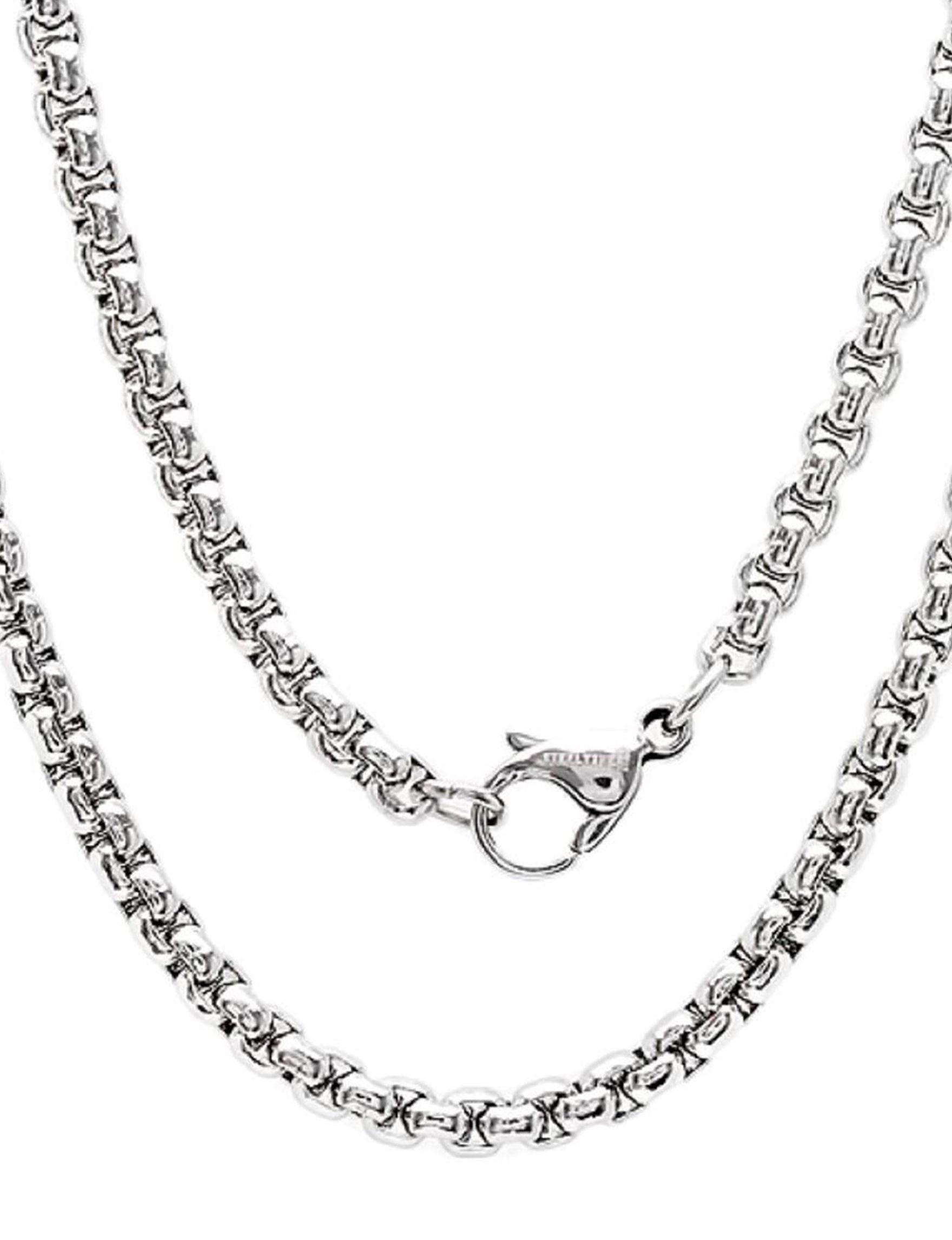 Steeltime Steel Necklaces & Pendants