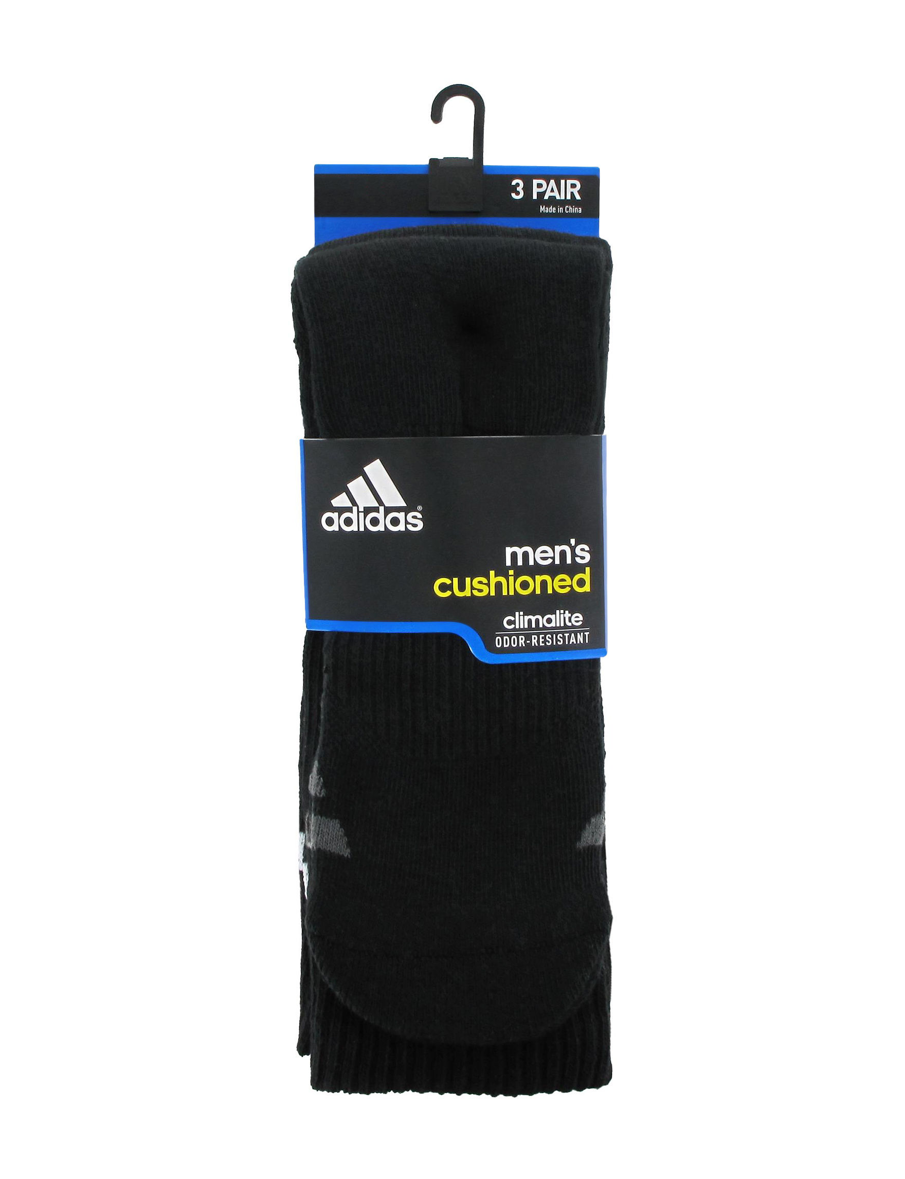 Adidas Black Socks