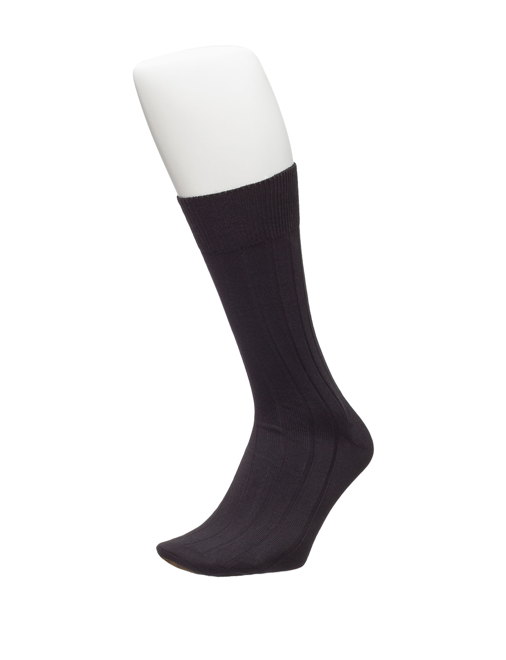 Gold Toe Black Socks