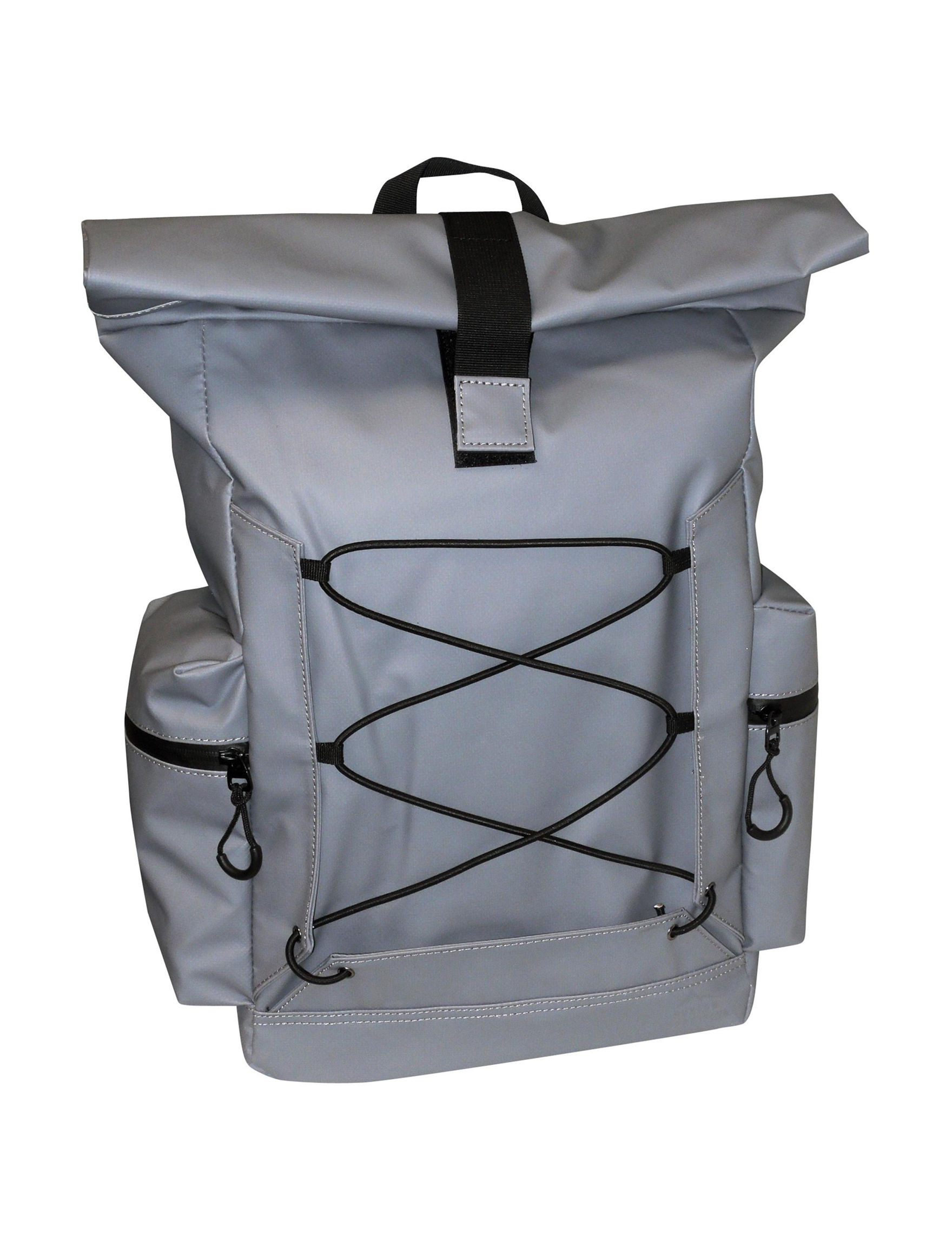 Buxton Grey Bookbags & Backpacks