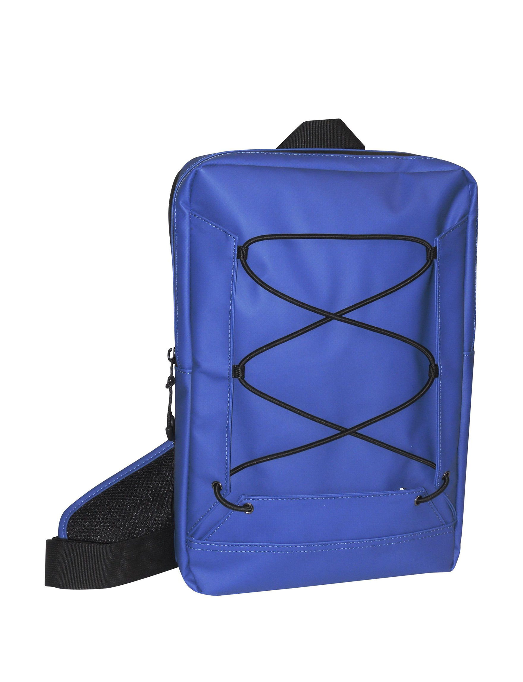 Buxton Blue Bookbags & Backpacks