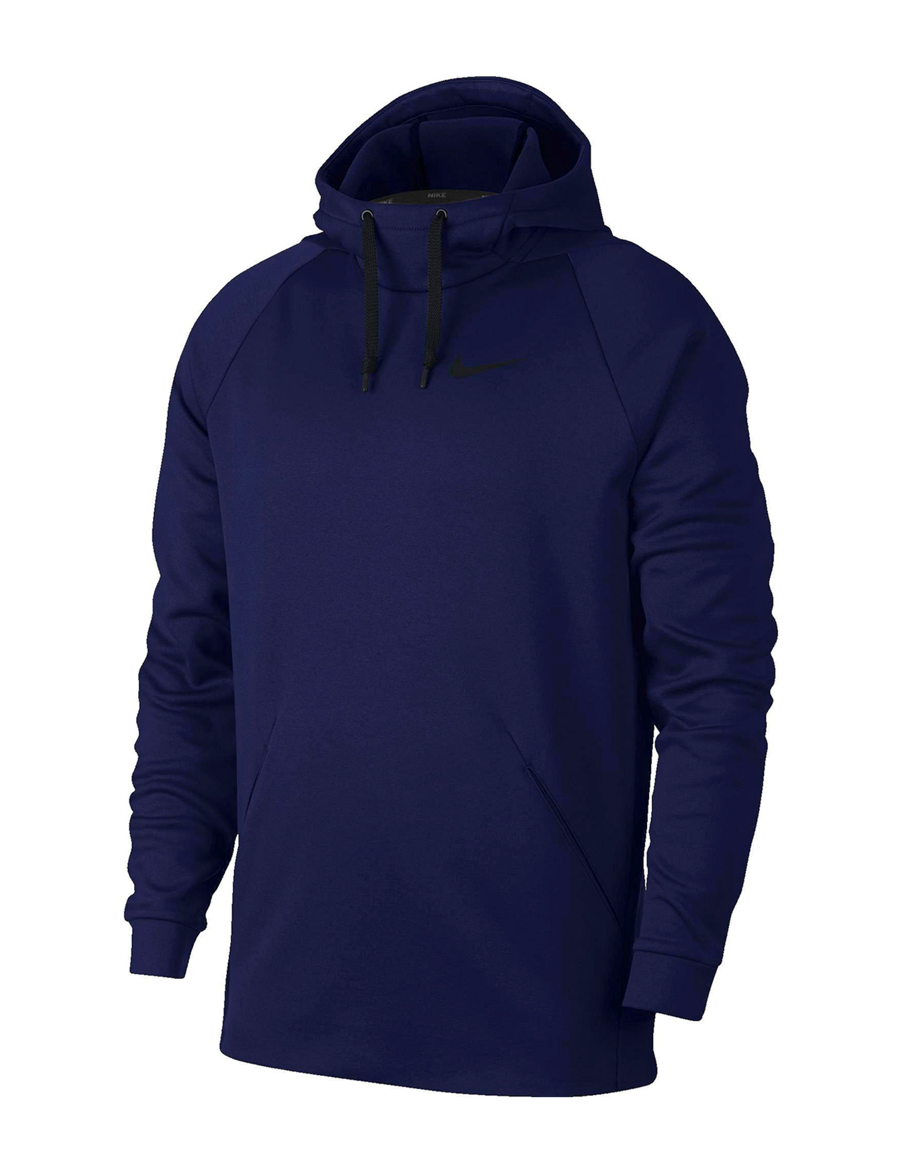 Nike Navy Pull-overs