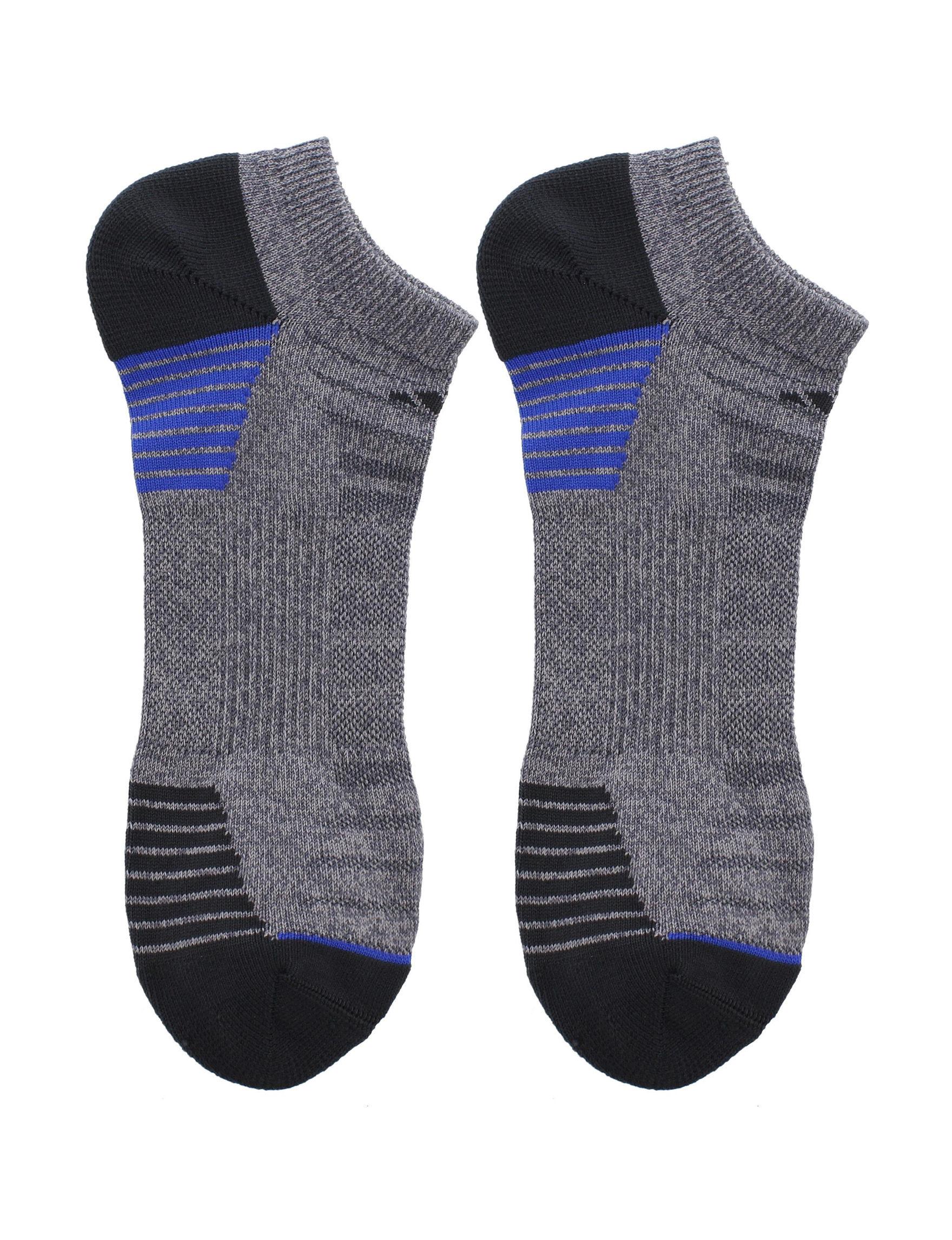 Adidas Grey Socks