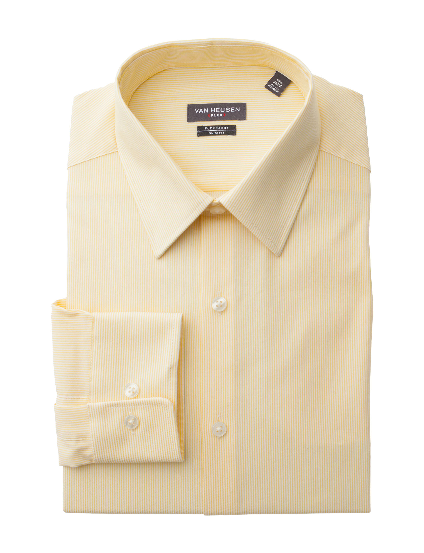 Van Heusen Mens Fitted Dress Shirts Bcd Tofu House