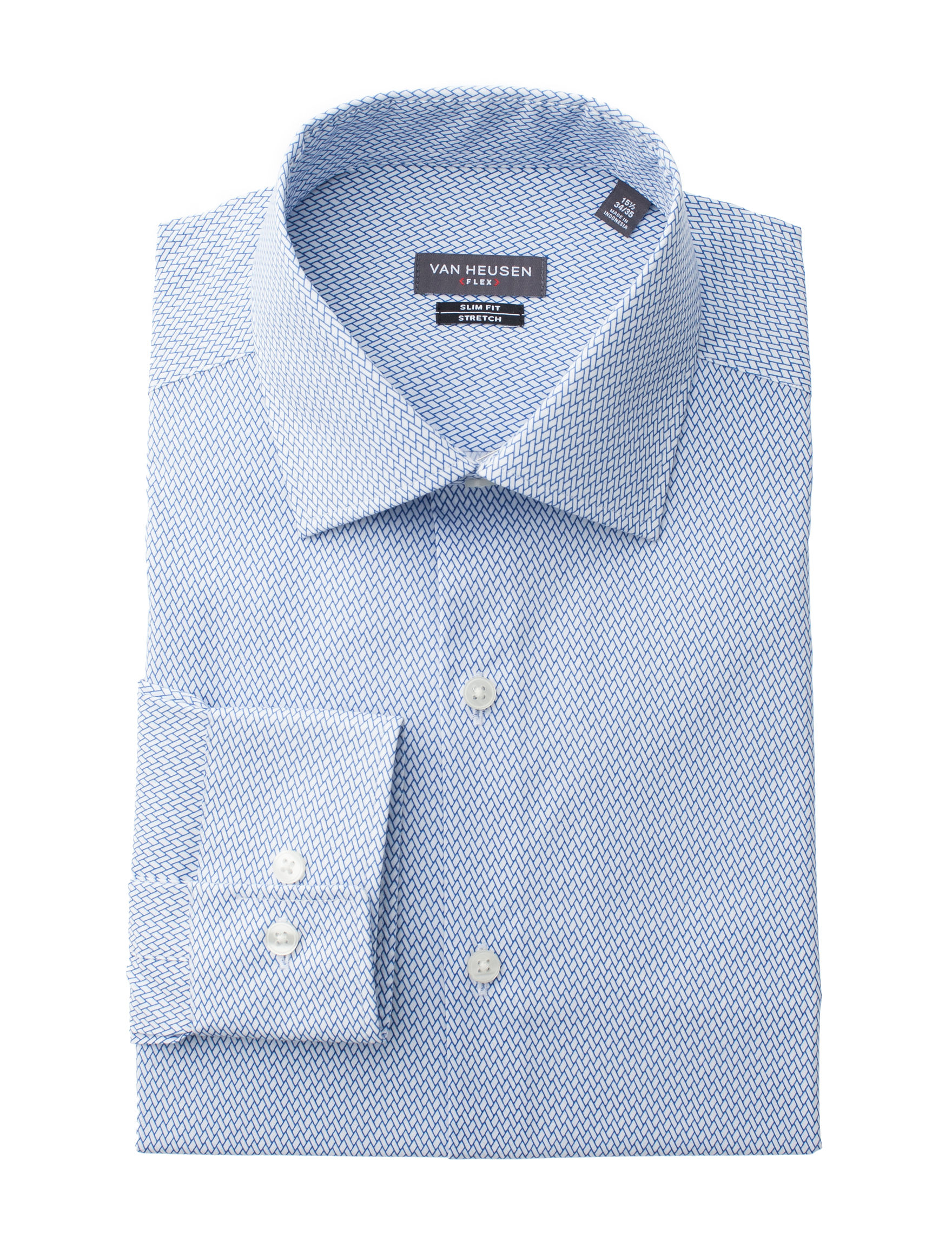 Van Heusen Flex Slim Fit Dress Shirt Chad Crowley Productions