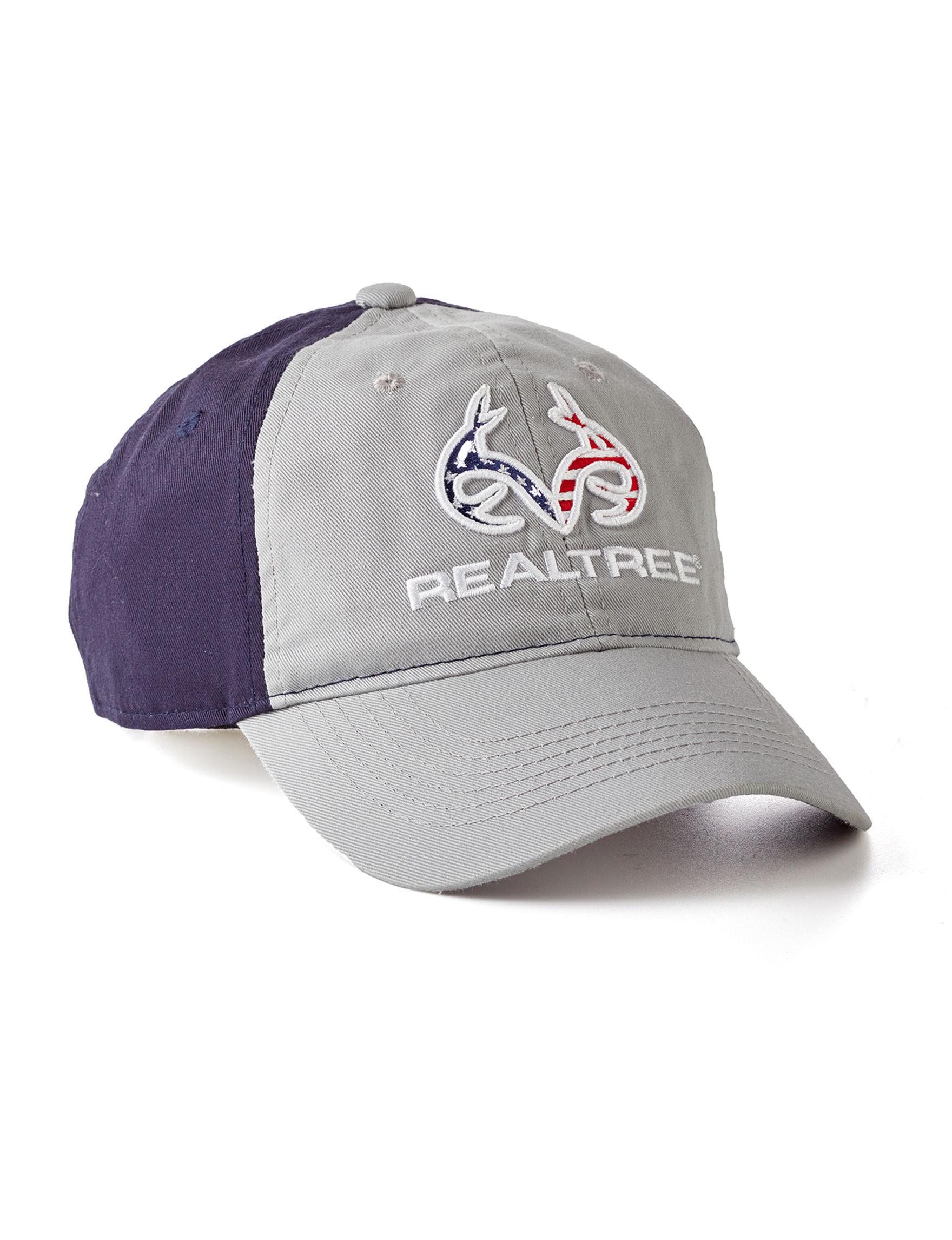 Realtree Grey