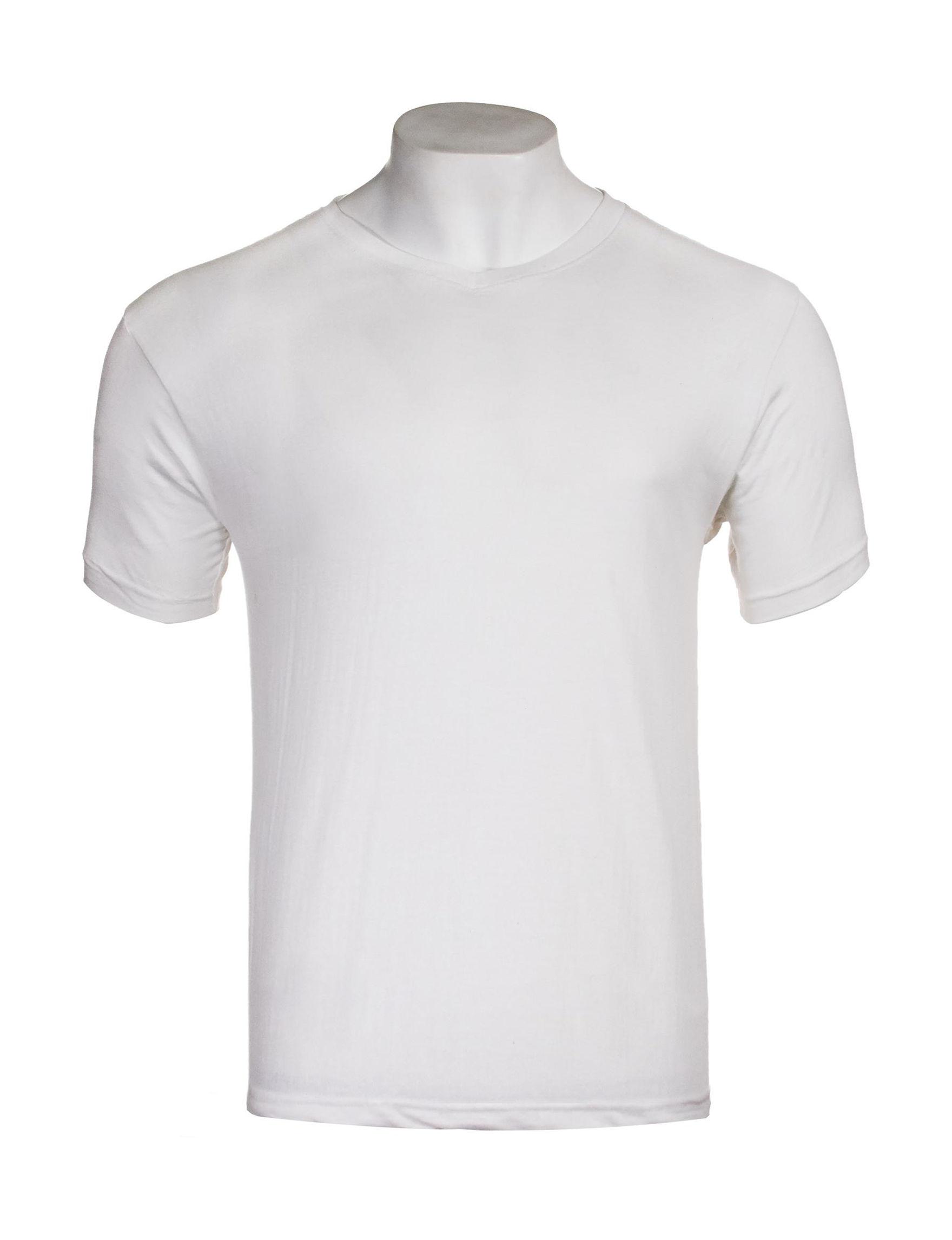 Head White Undershirts