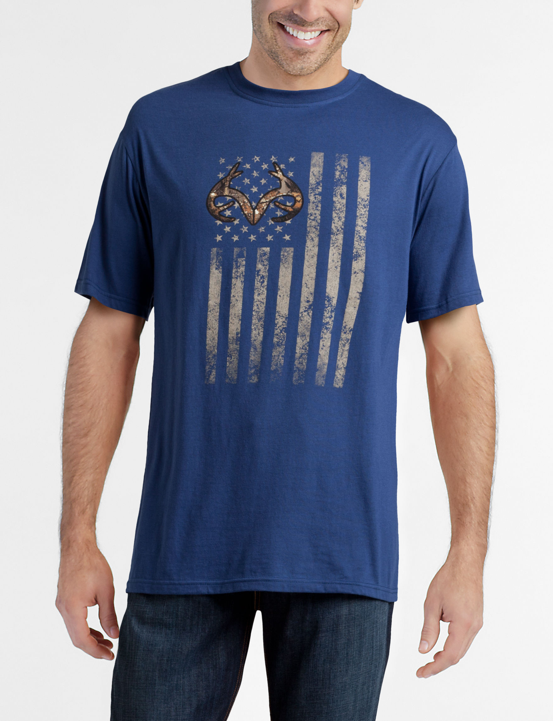 Realtree Indigo Tees & Tanks