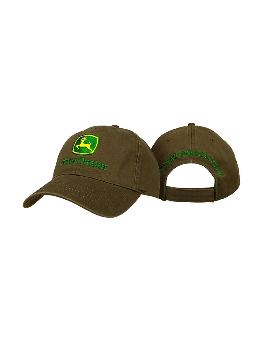 John Deere Brown