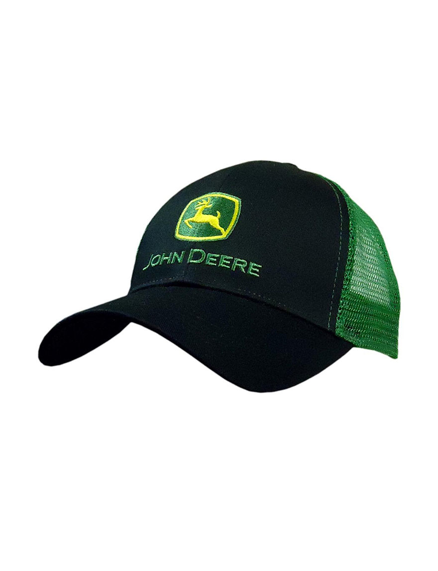 John Deere Black / Green