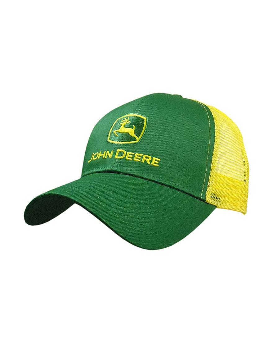 John Deere Green / Yellow