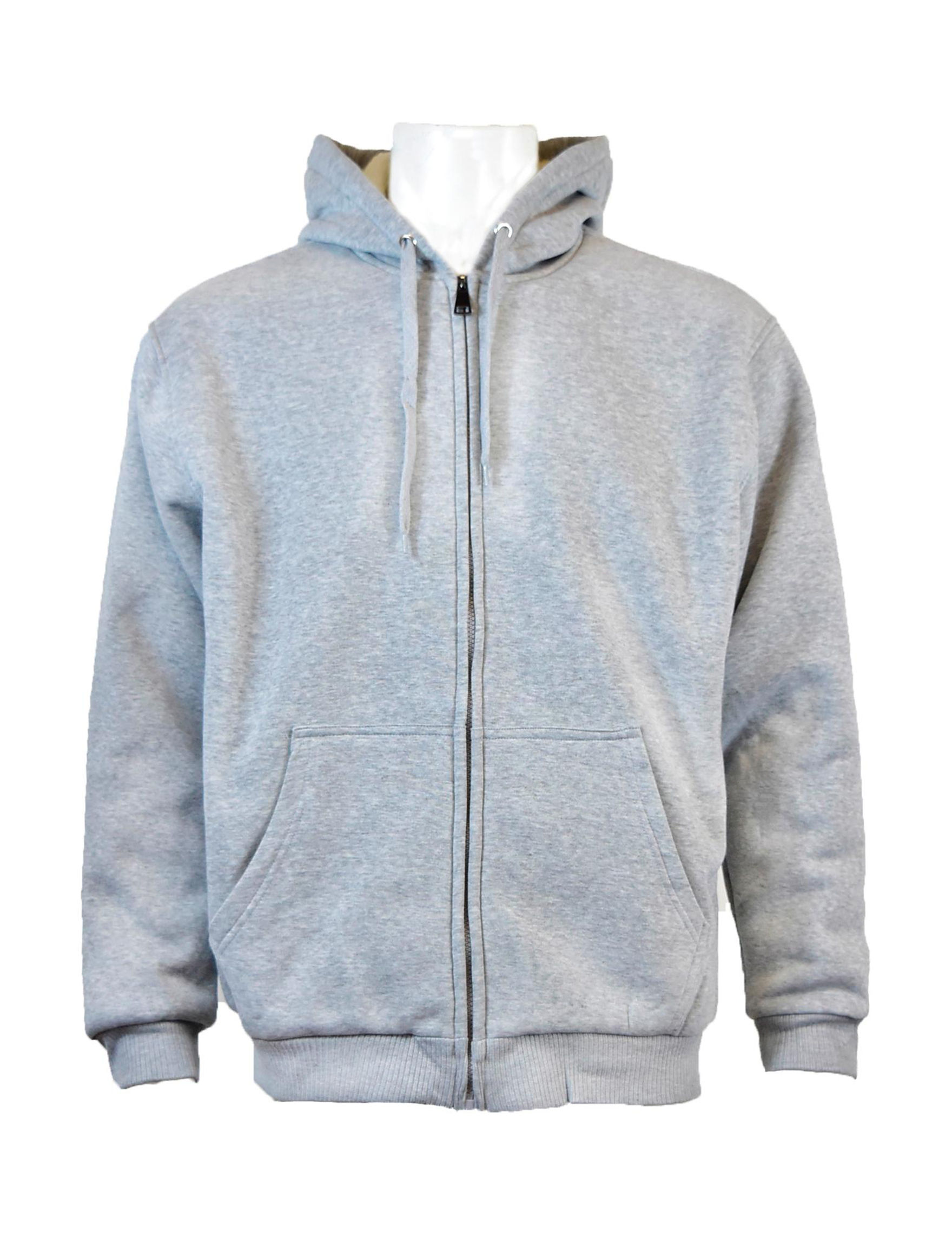 Victory Outfitters Grey Fleece & Soft Shell Jackets