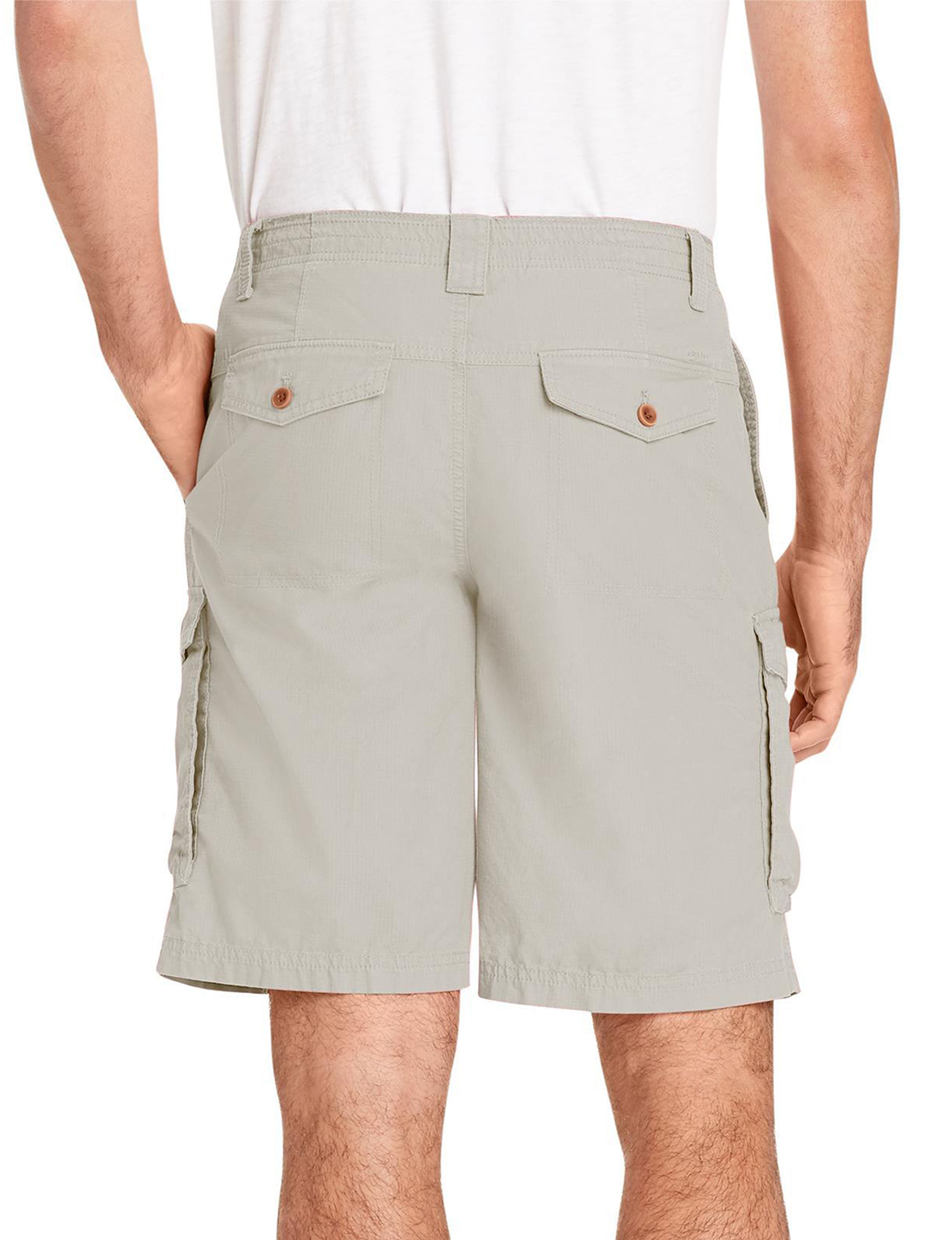 ecc4830174 Izod Men's Ripstop Cargo Shorts | Stage Stores