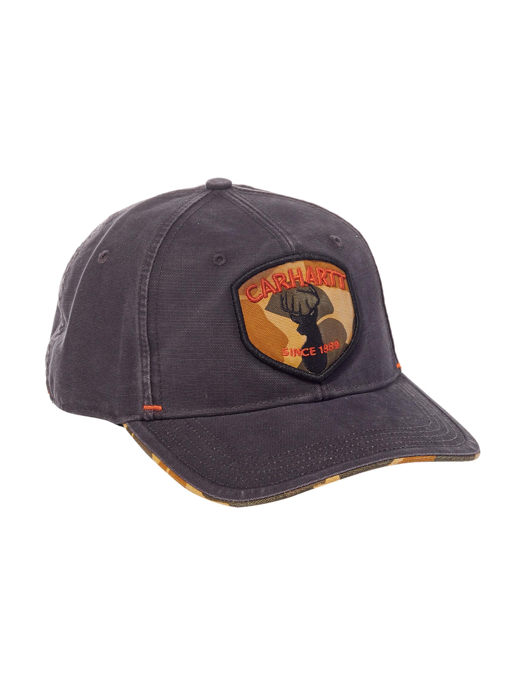 Carhartt Black Hats & Headwear Baseball Caps