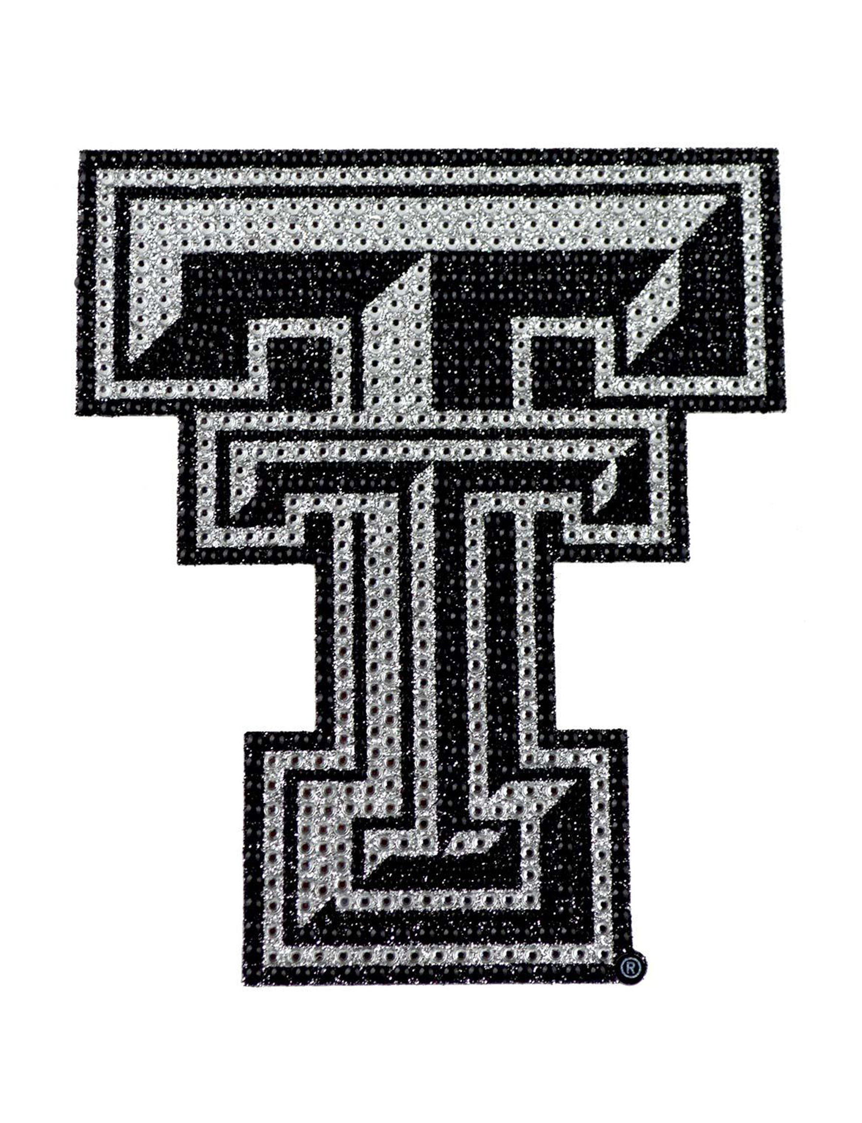 Texas Tech University Red Raiders Bling Emblem Stage Stores