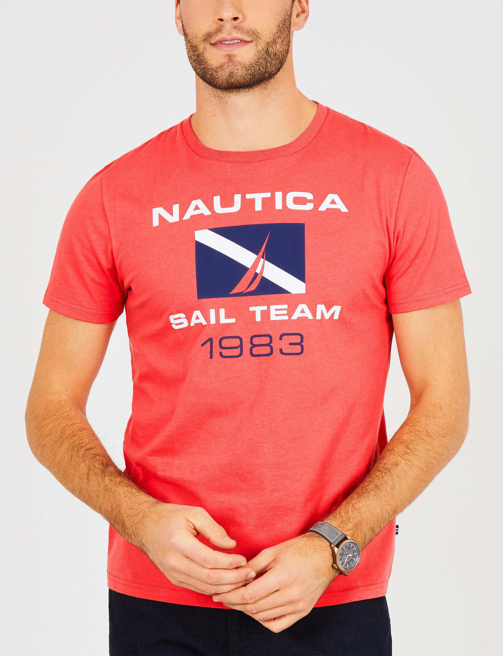 Nautica Melon Tees & Tanks