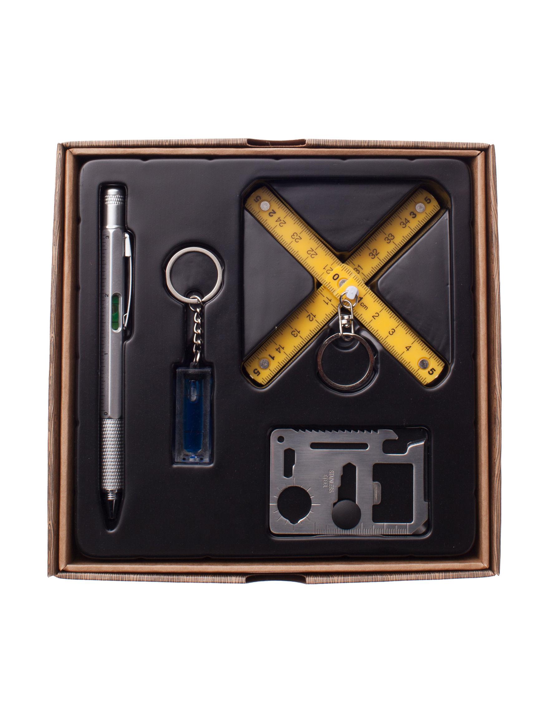 Kikkerland Black Tools