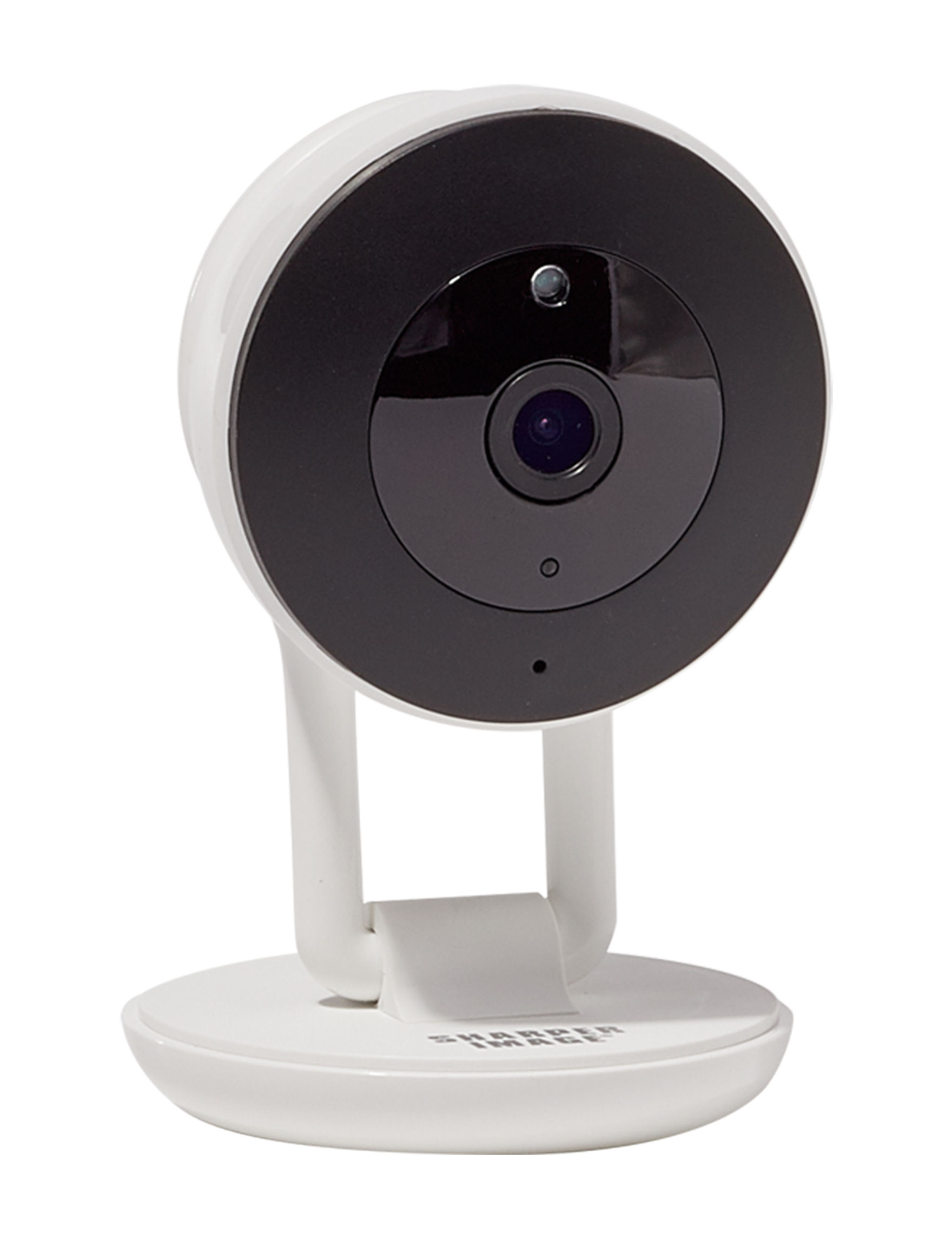 Sharper Image White Cameras & Camcorders Tech Accessories