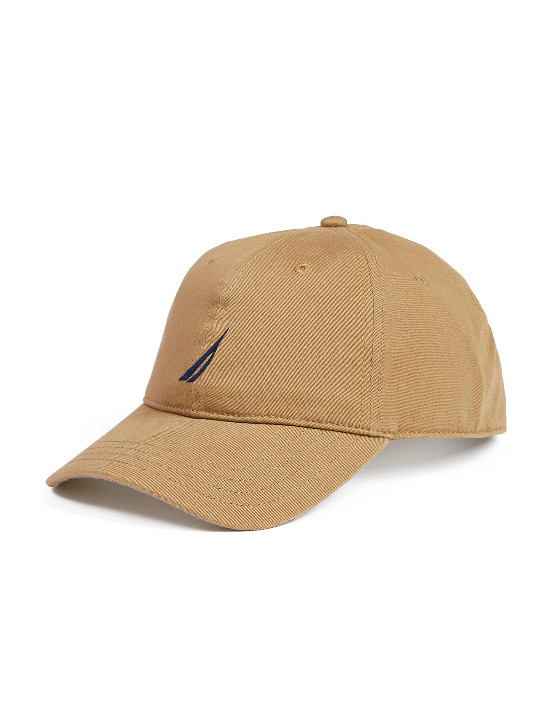 Nautica Brown Hats & Headwear