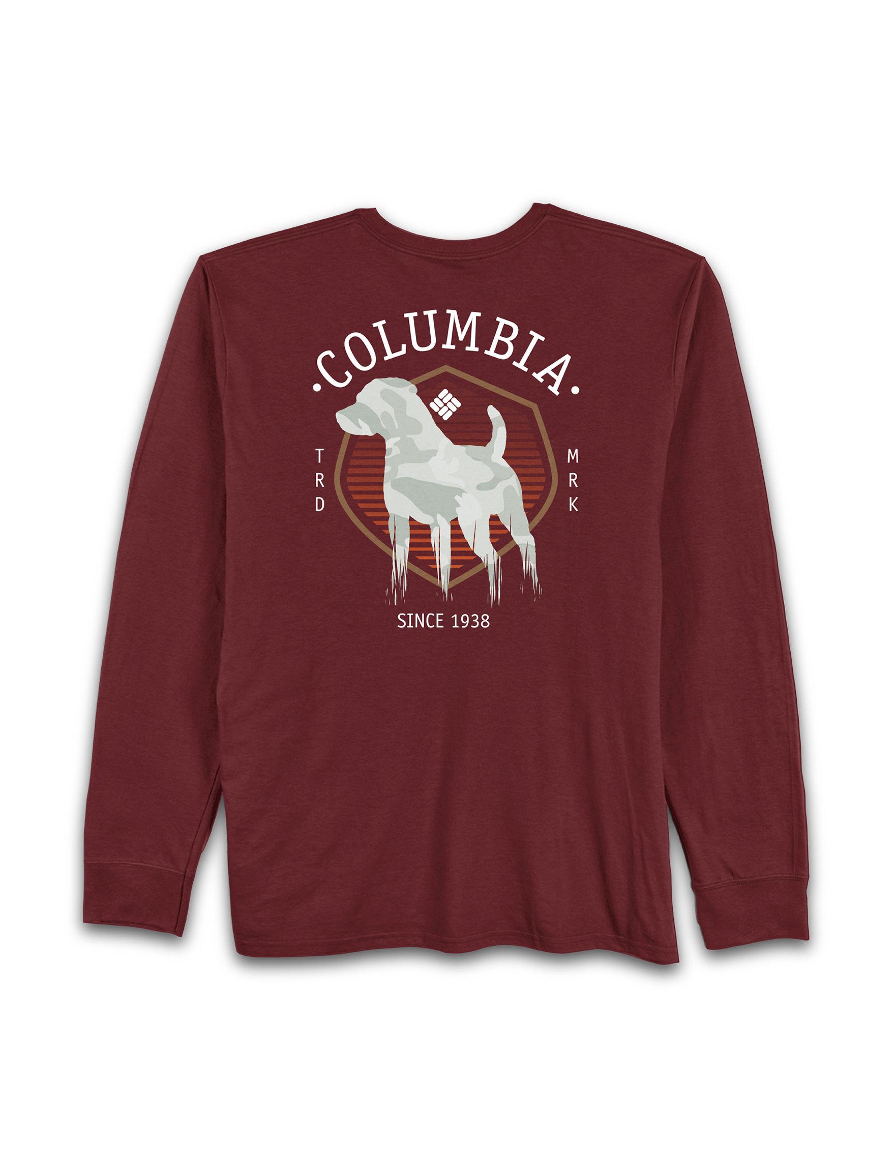 Columbia Wine Tees & Tanks