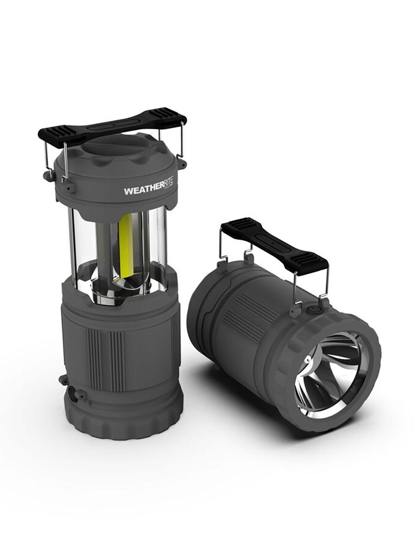 Weatherrite Black Lights & Lanterns Camping & Outdoor Gear Tools Travel Accessories