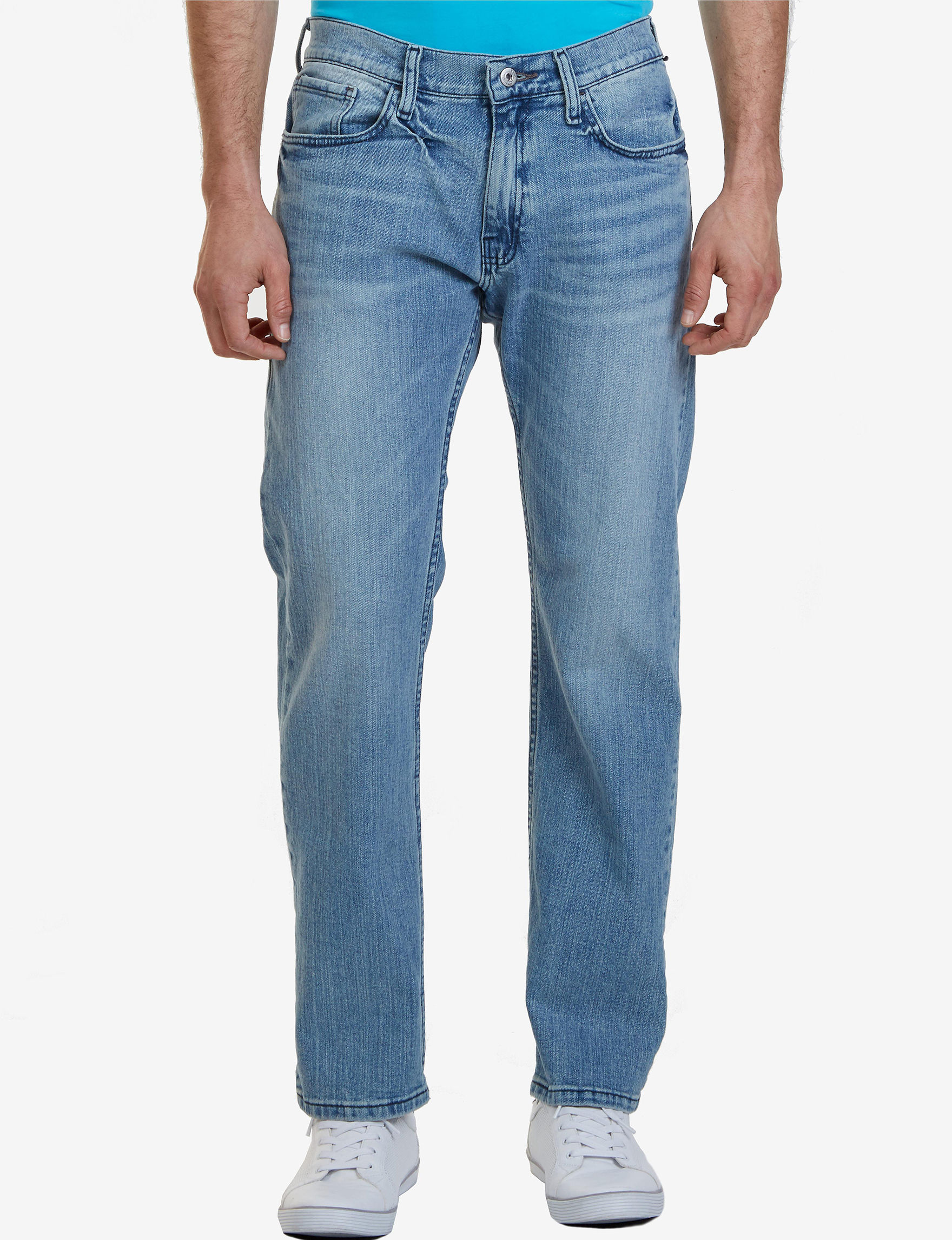 Nautica Blue Denim Relaxed