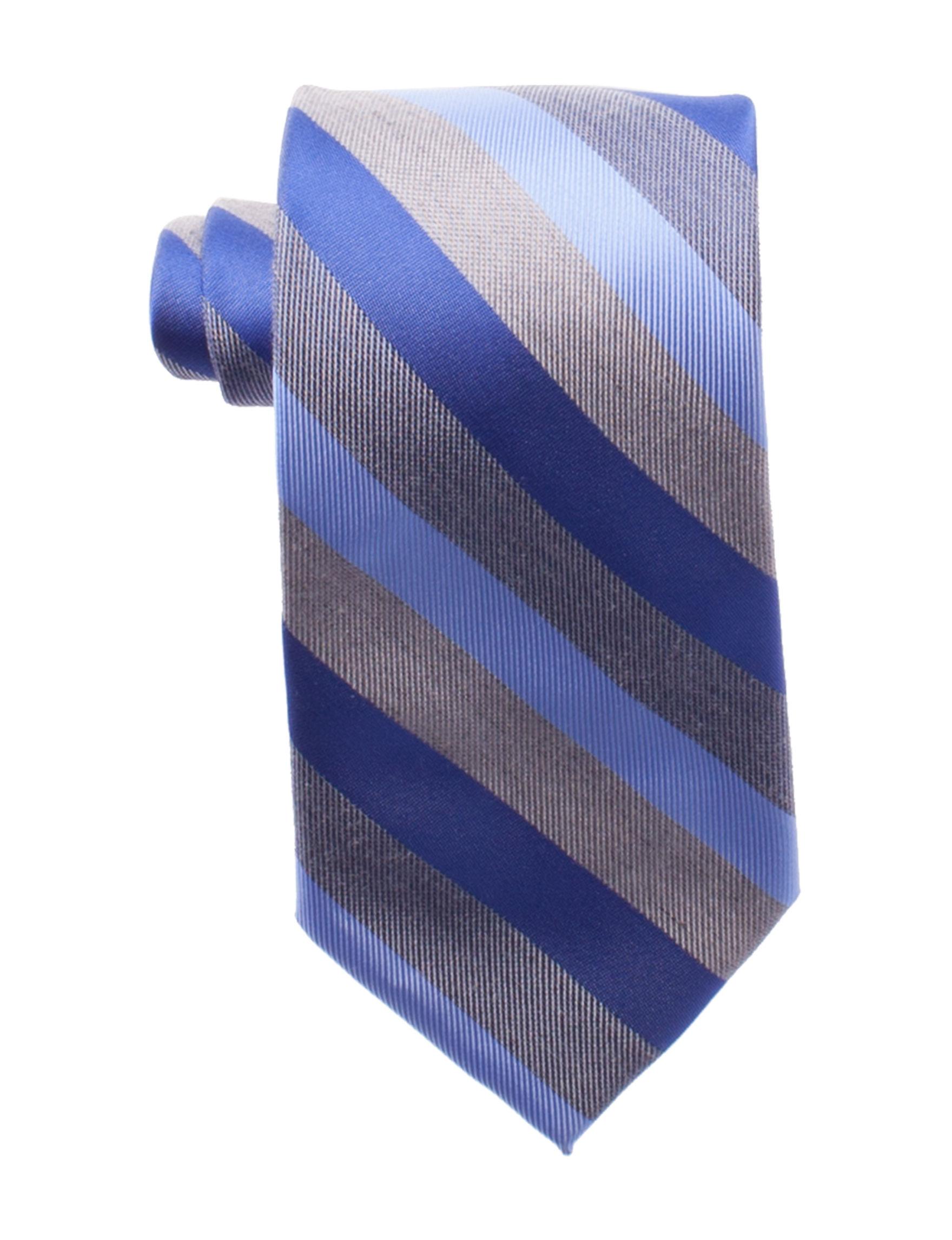 Van Heusen Blue Stripe