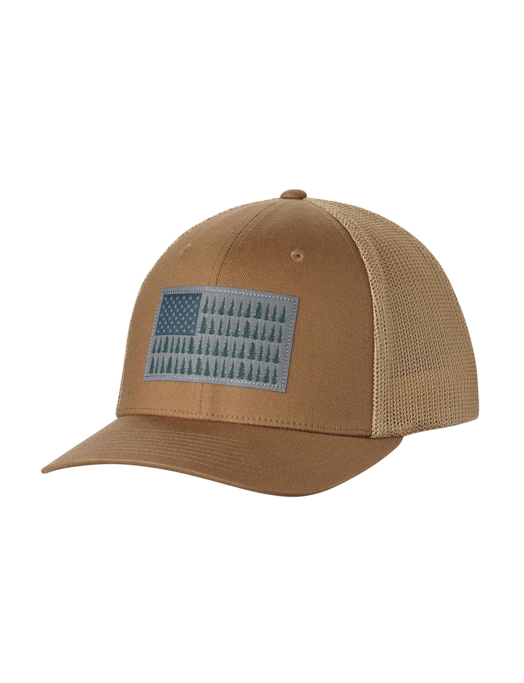 Columbia Tan Hats & Headwear Baseball Caps