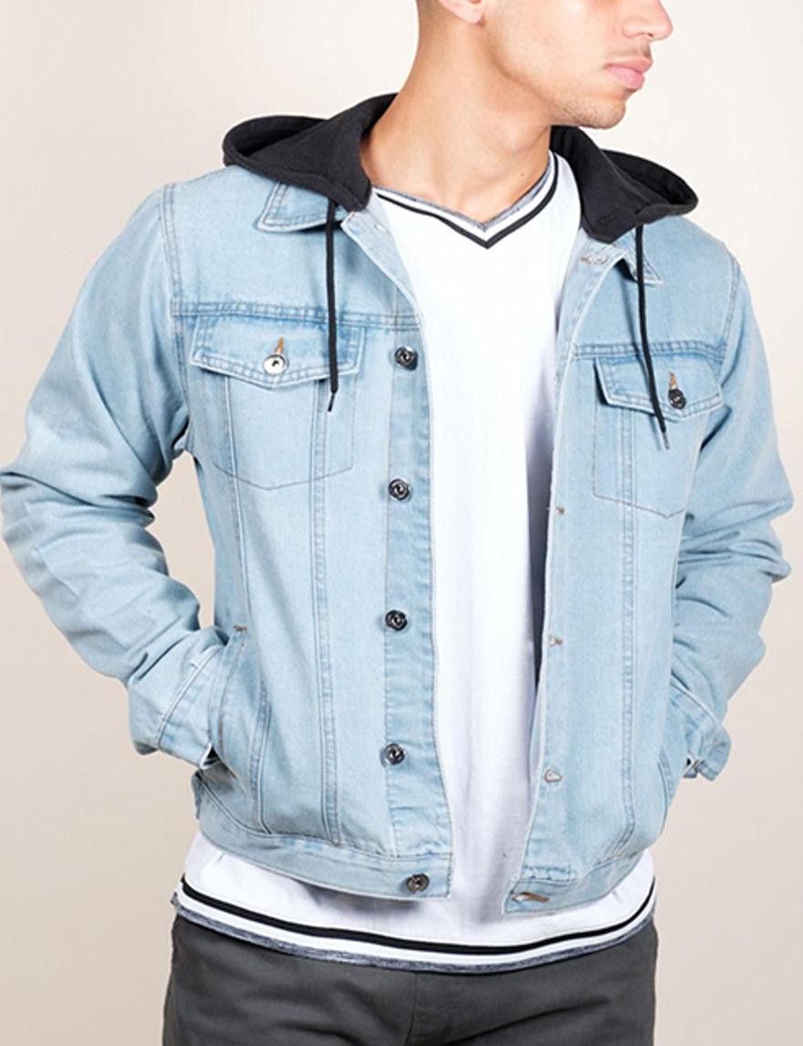 Brooklyn Cloth Denim / Black Denim Jackets