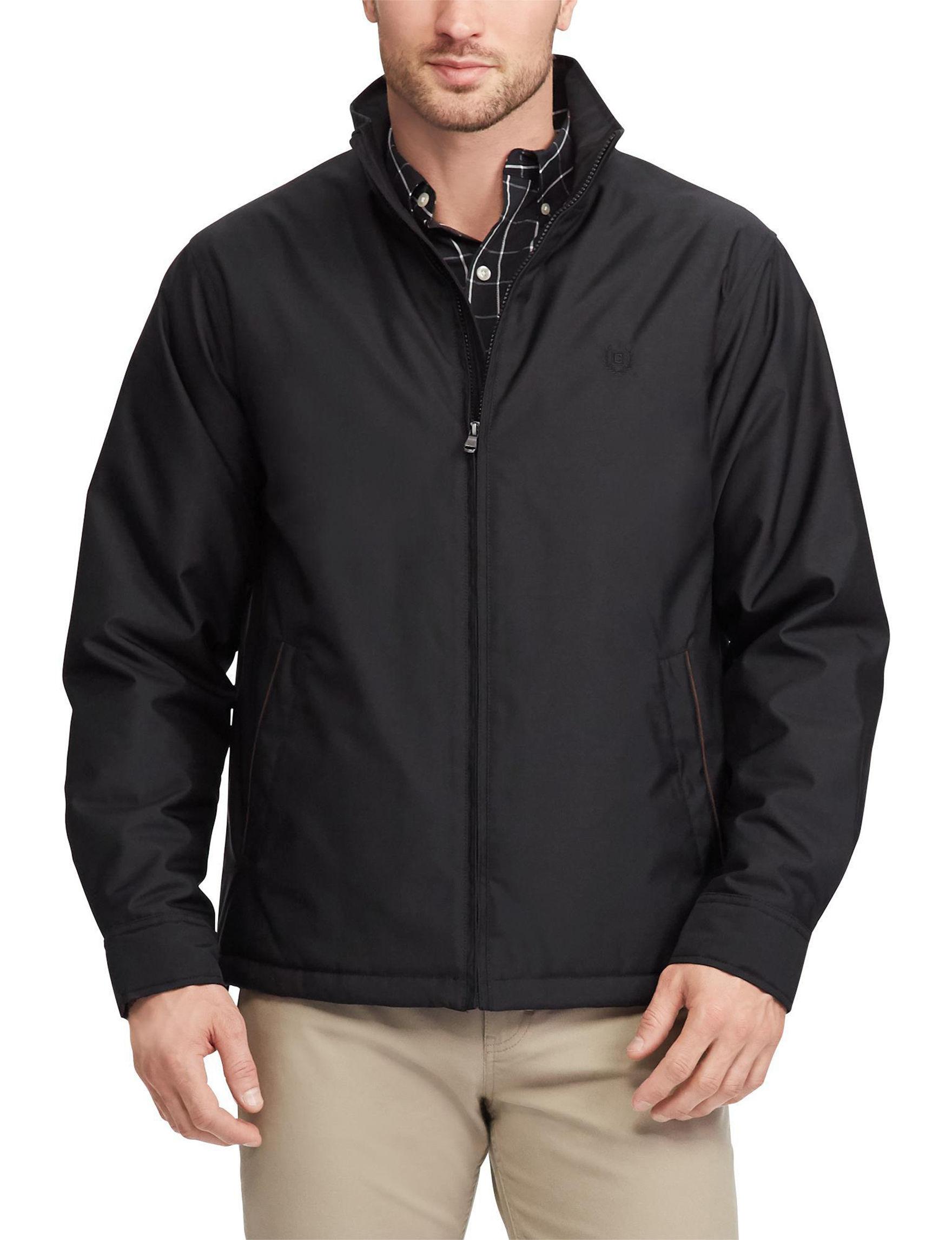 Chaps Black Fleece & Soft Shell Jackets