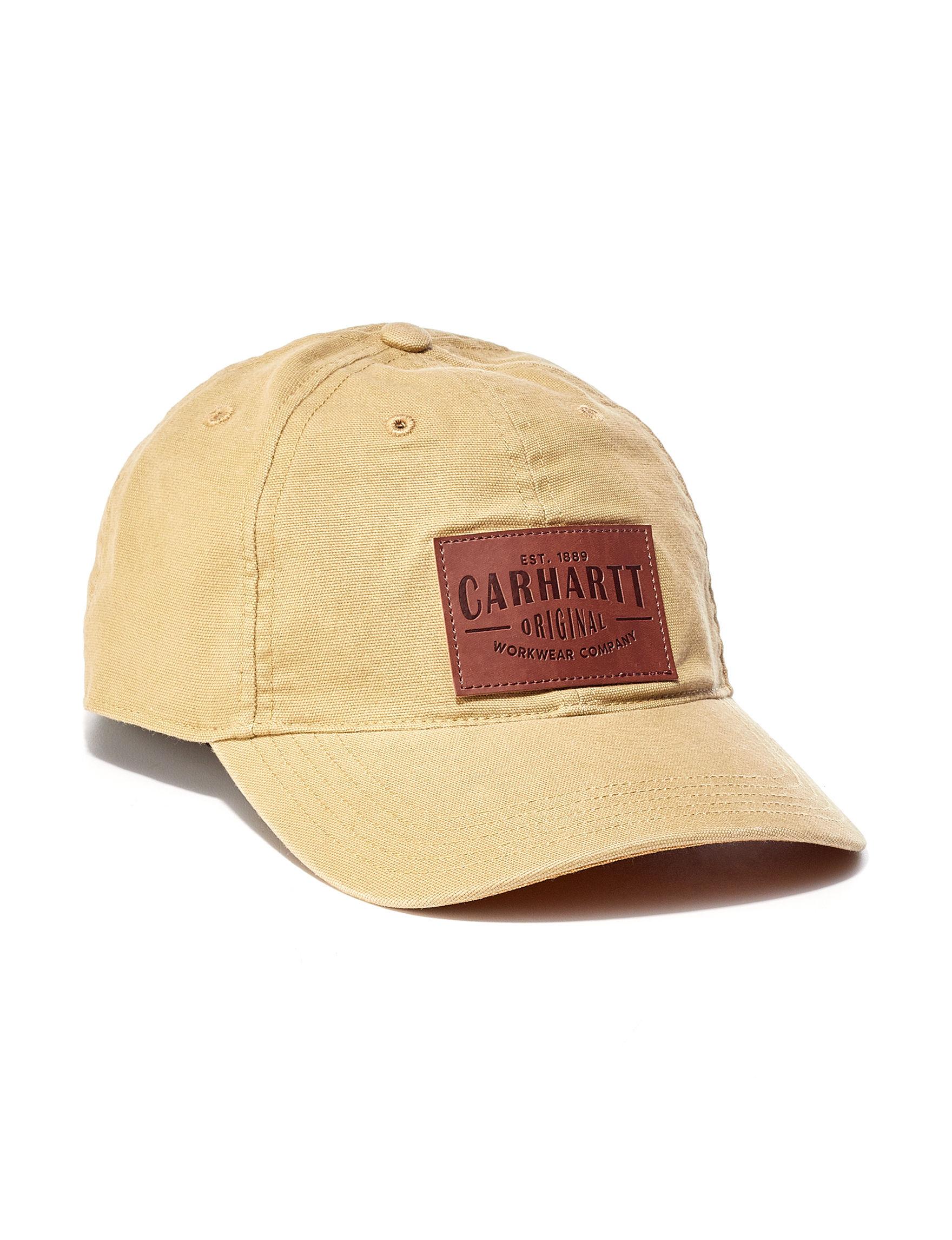 Carhartt Dark Khaki Hats & Headwear Baseball Caps