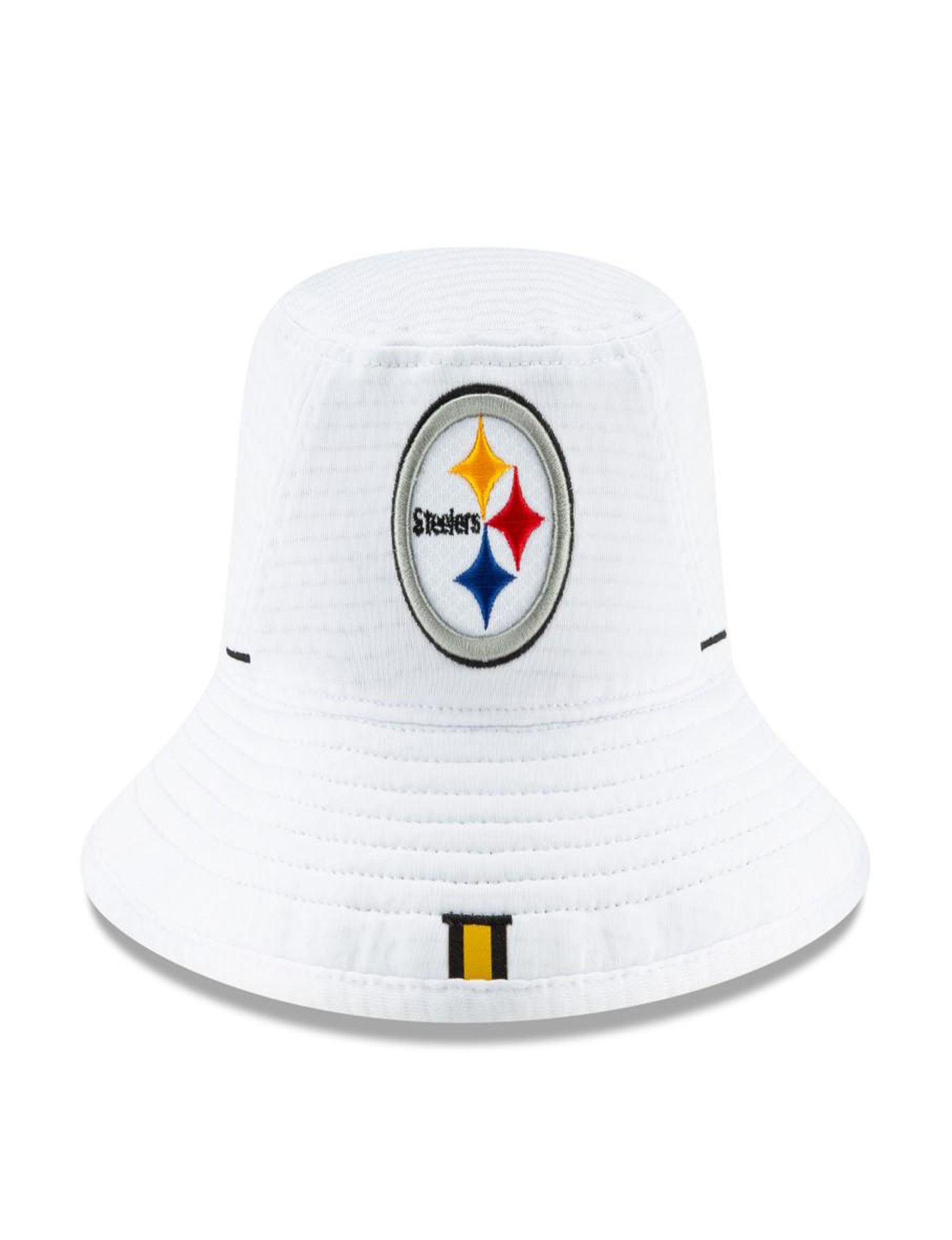 NFL White Hats & Headwear