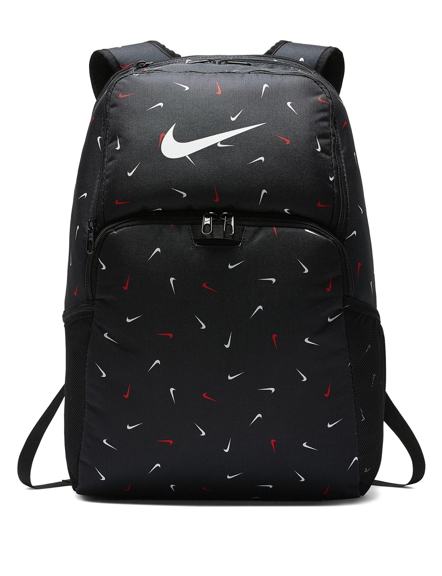 Nike Grey / Multi Tees & Tanks Bookbags & Backpacks