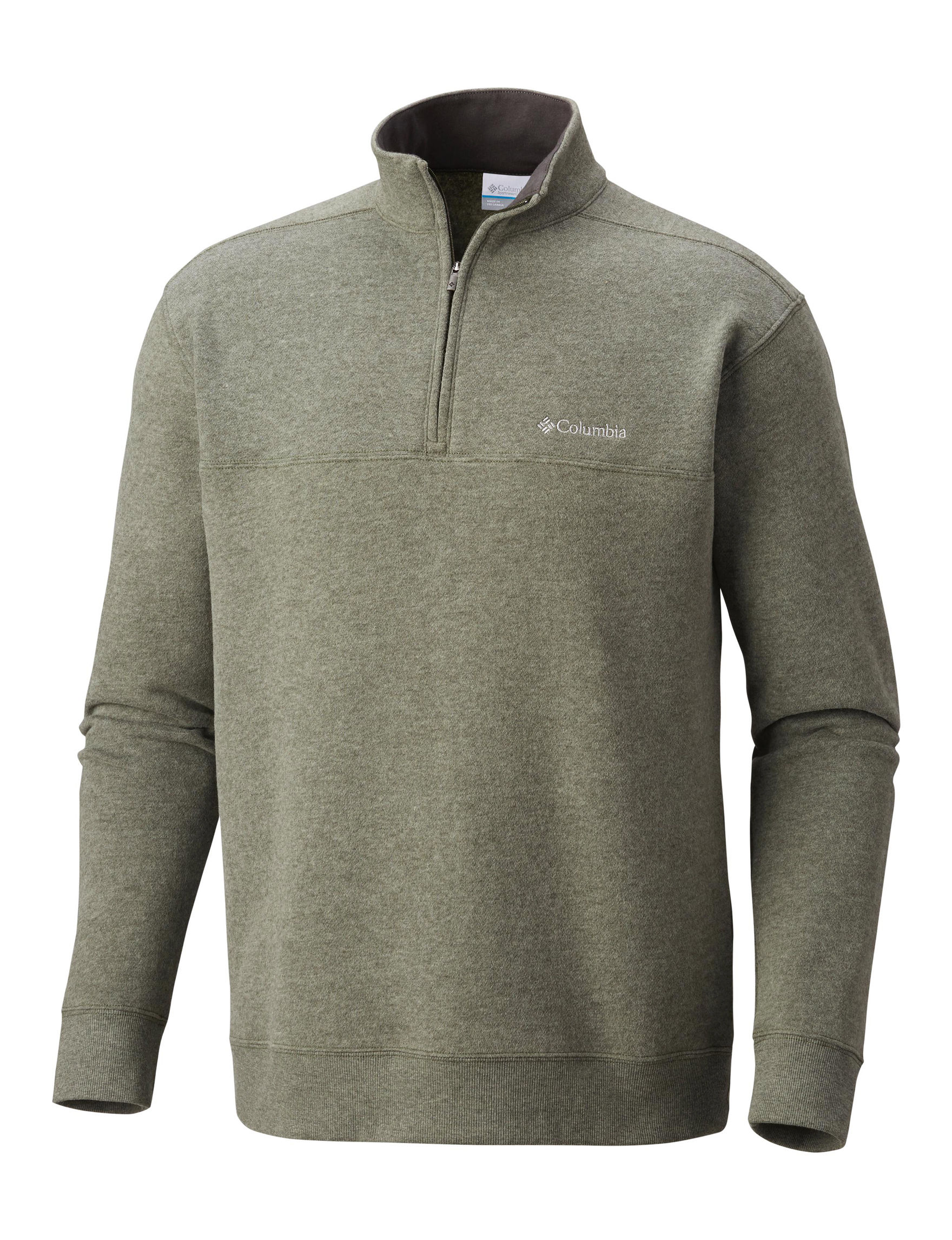 Columbia Green Pull-overs