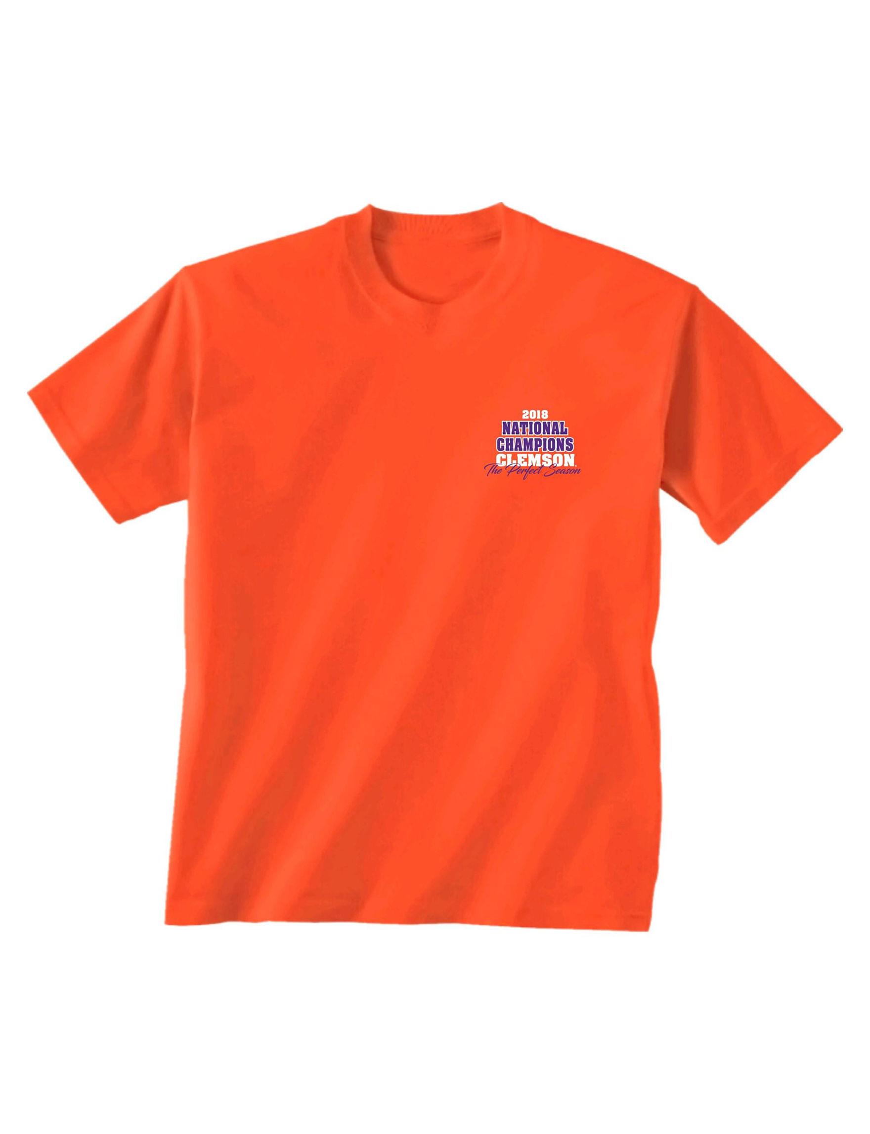 Licensed Bright Orange