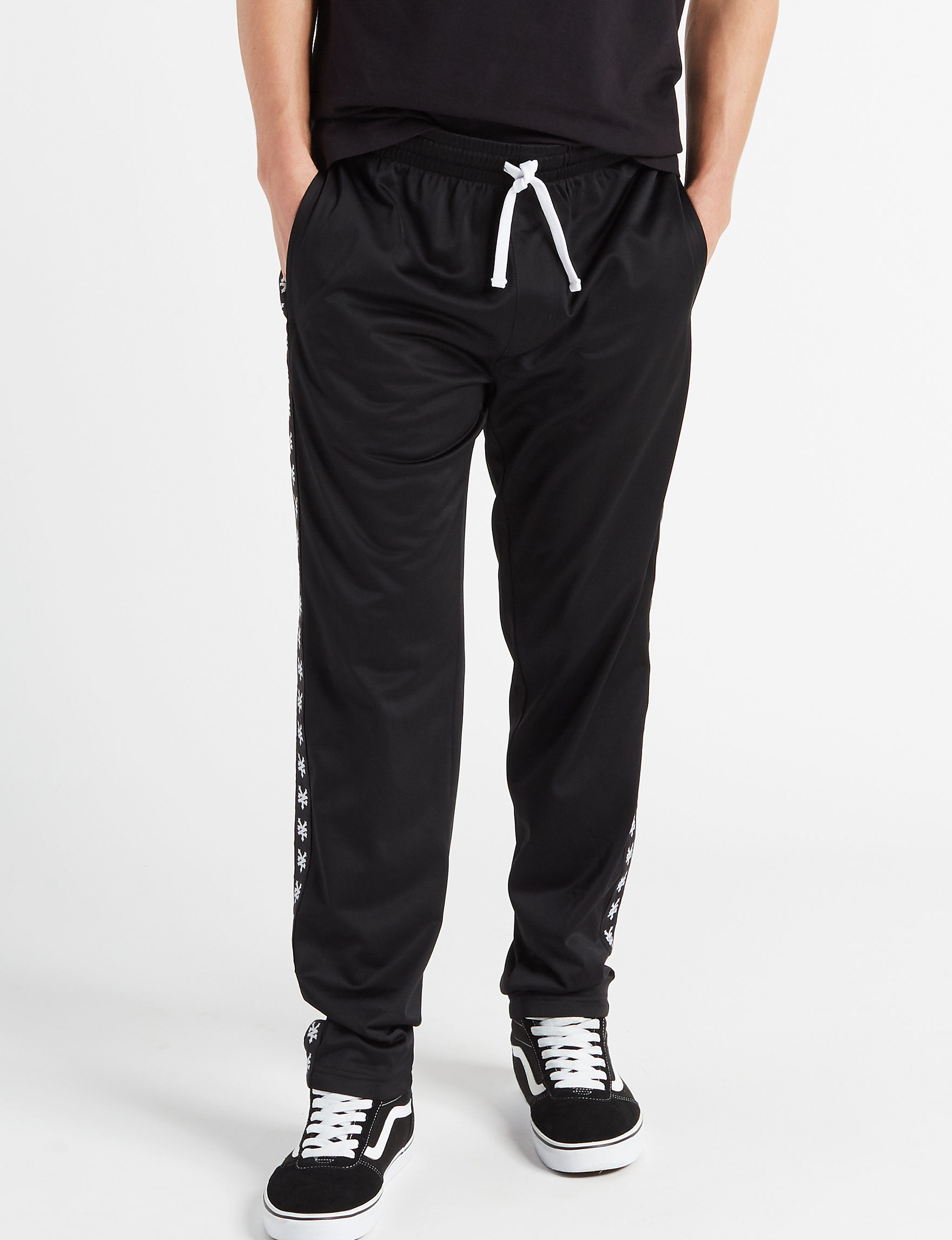 Zoo York Black / White Jogger