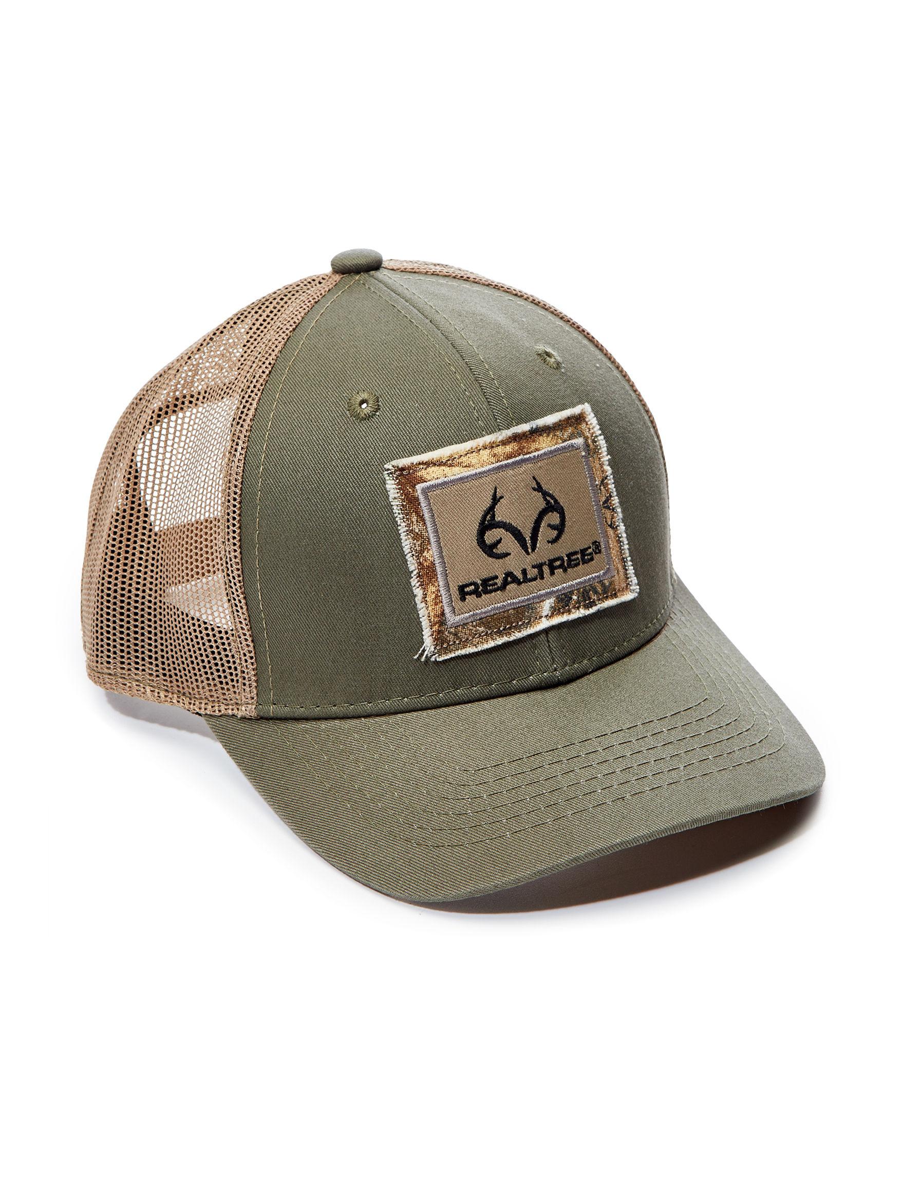 Realtree Olive Hats & Headwear