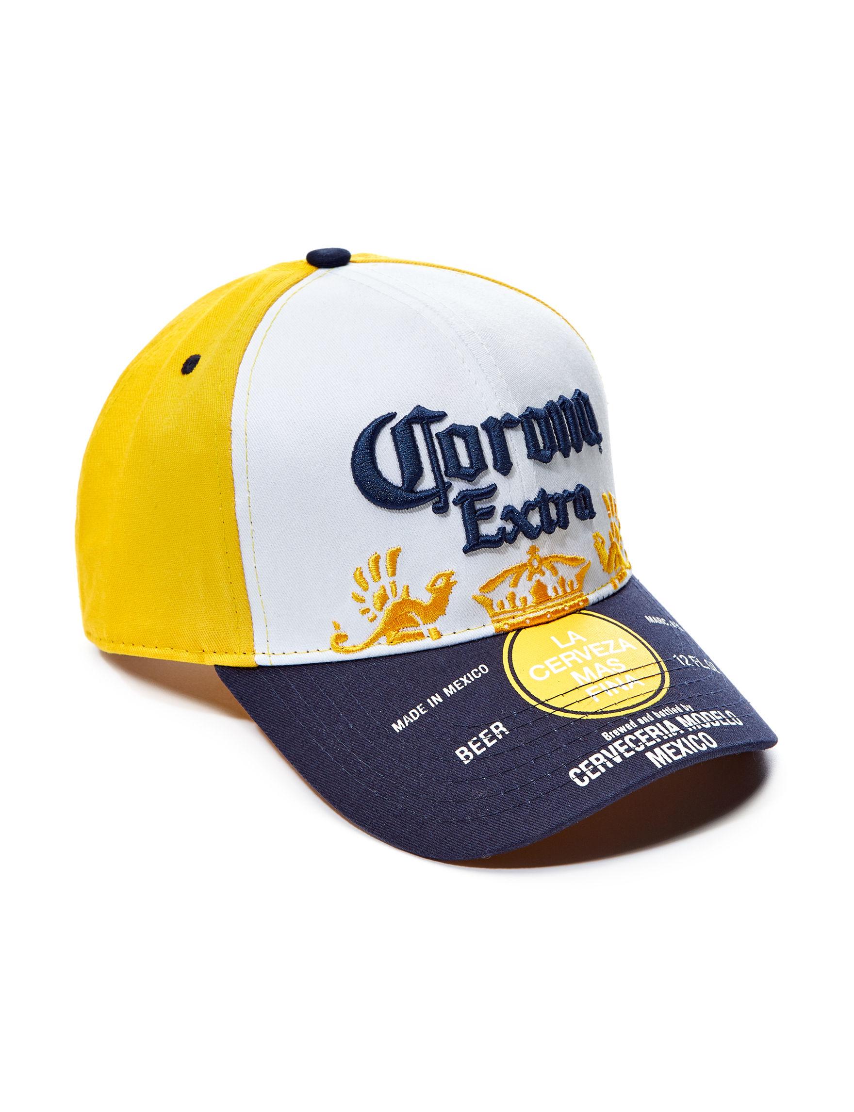 e0929643f3b Corona Men s Logo Baseball Cap