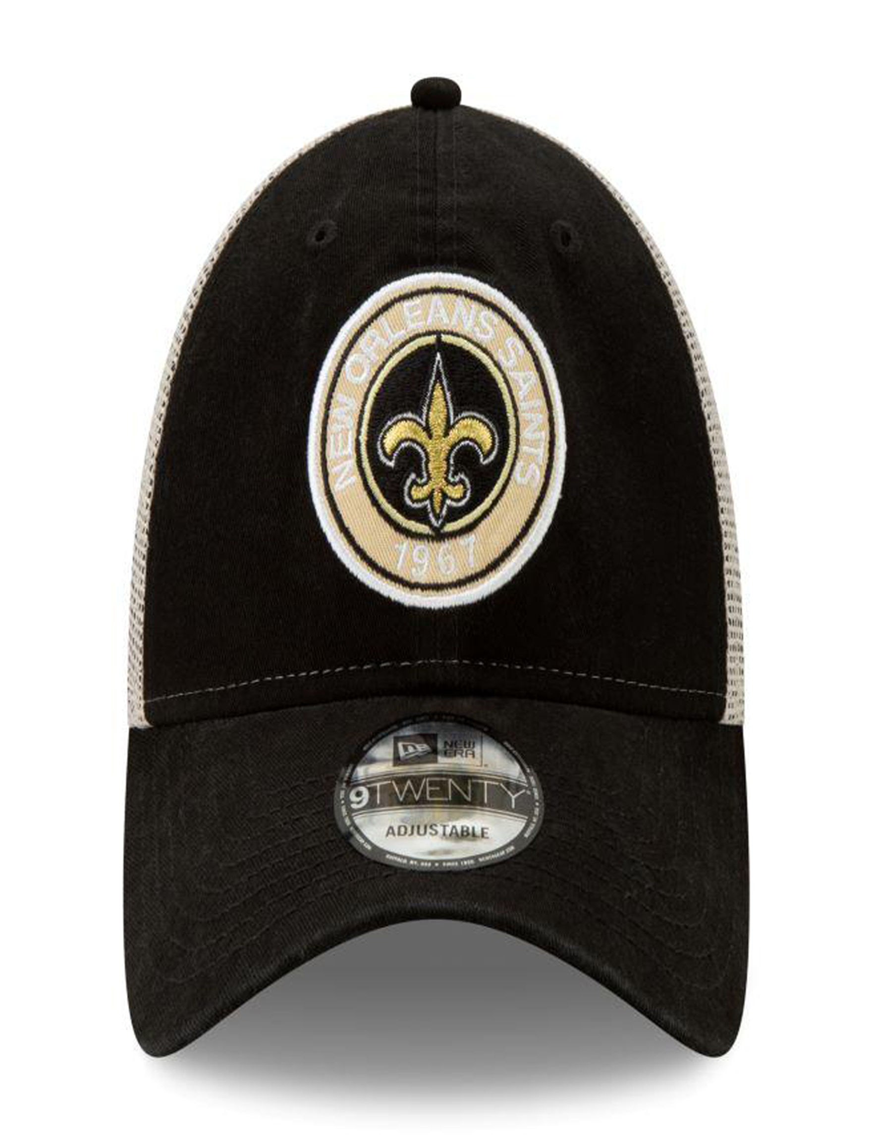 NFL Black / White Hats & Headwear