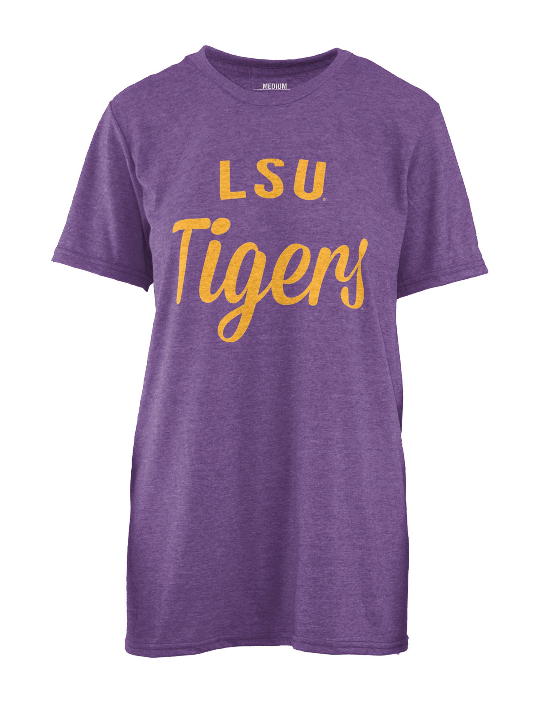 NCAA Purple Multi Tees & Tanks