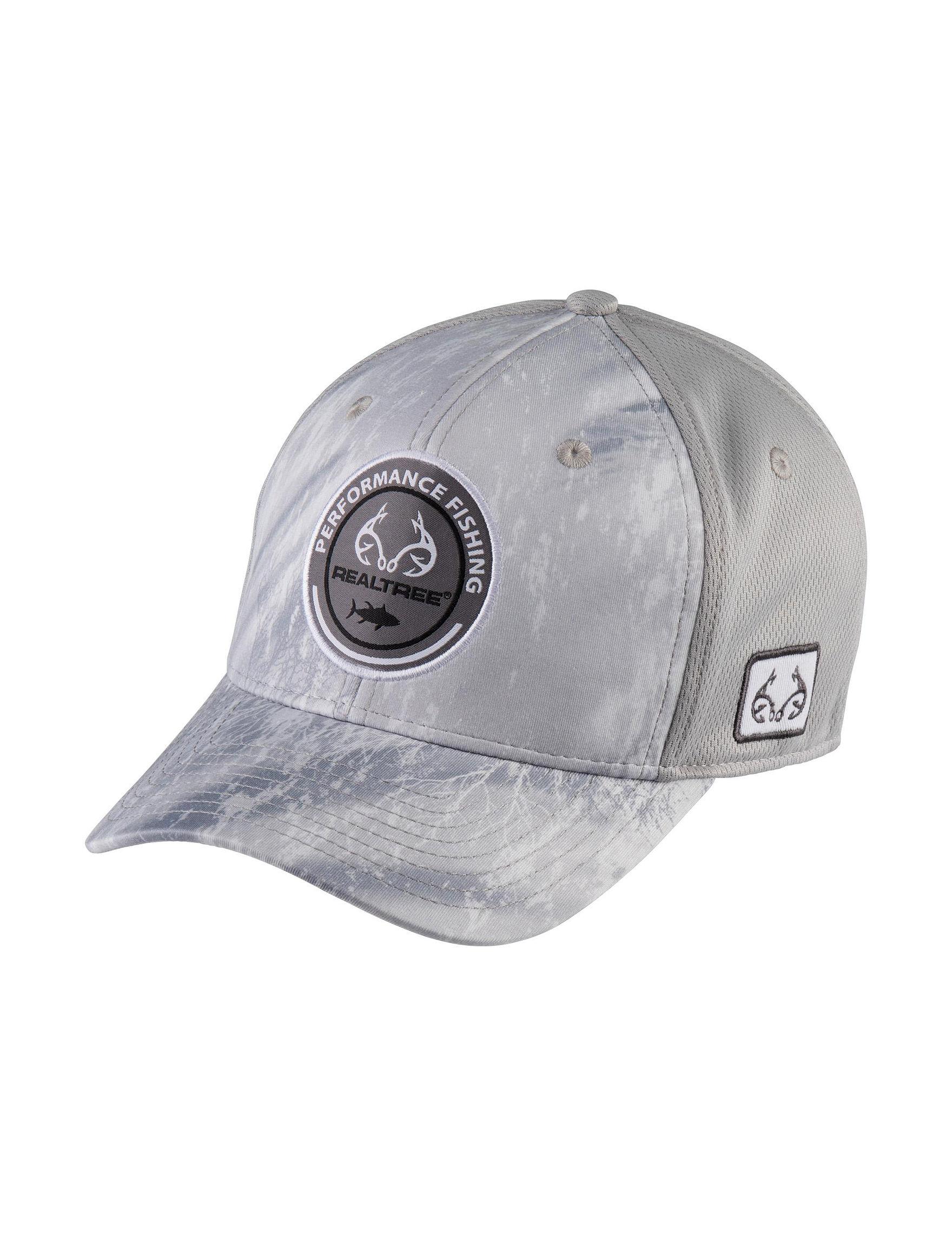 Realtree Grey Hats & Headwear Baseball Caps